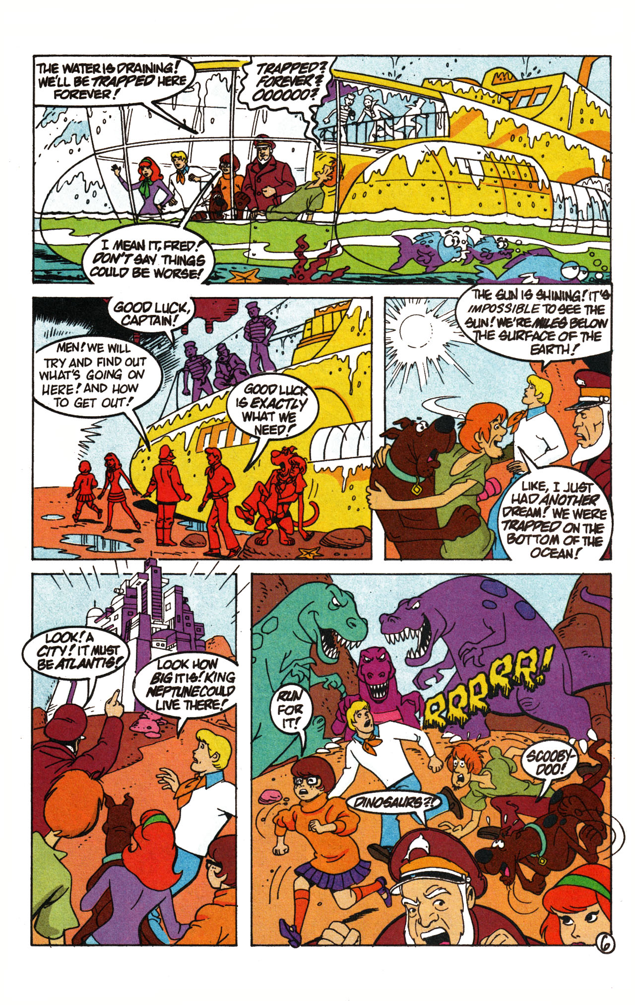 Read online Scooby-Doo (1995) comic -  Issue #15 - 8