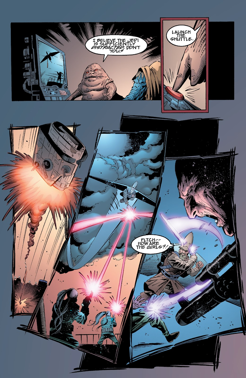 Read online Star Wars Legends: Rise of the Sith - Epic Collection comic -  Issue # TPB 2 (Part 2) - 20