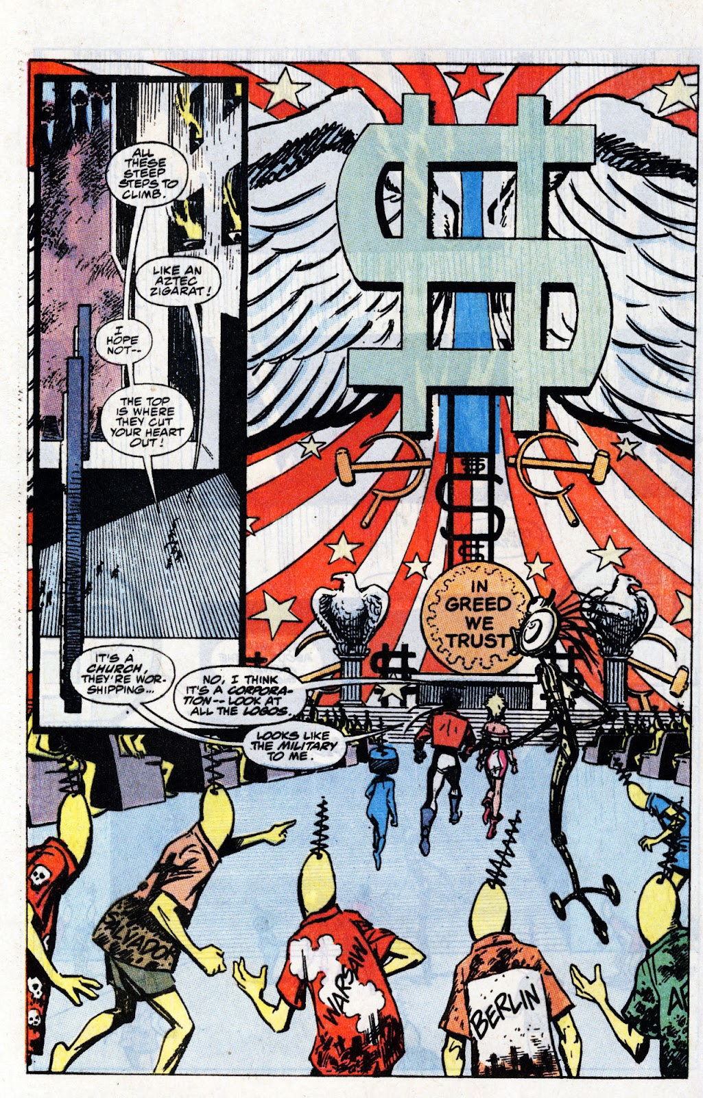 The New Mutants Summer Special issue Full - Page 58