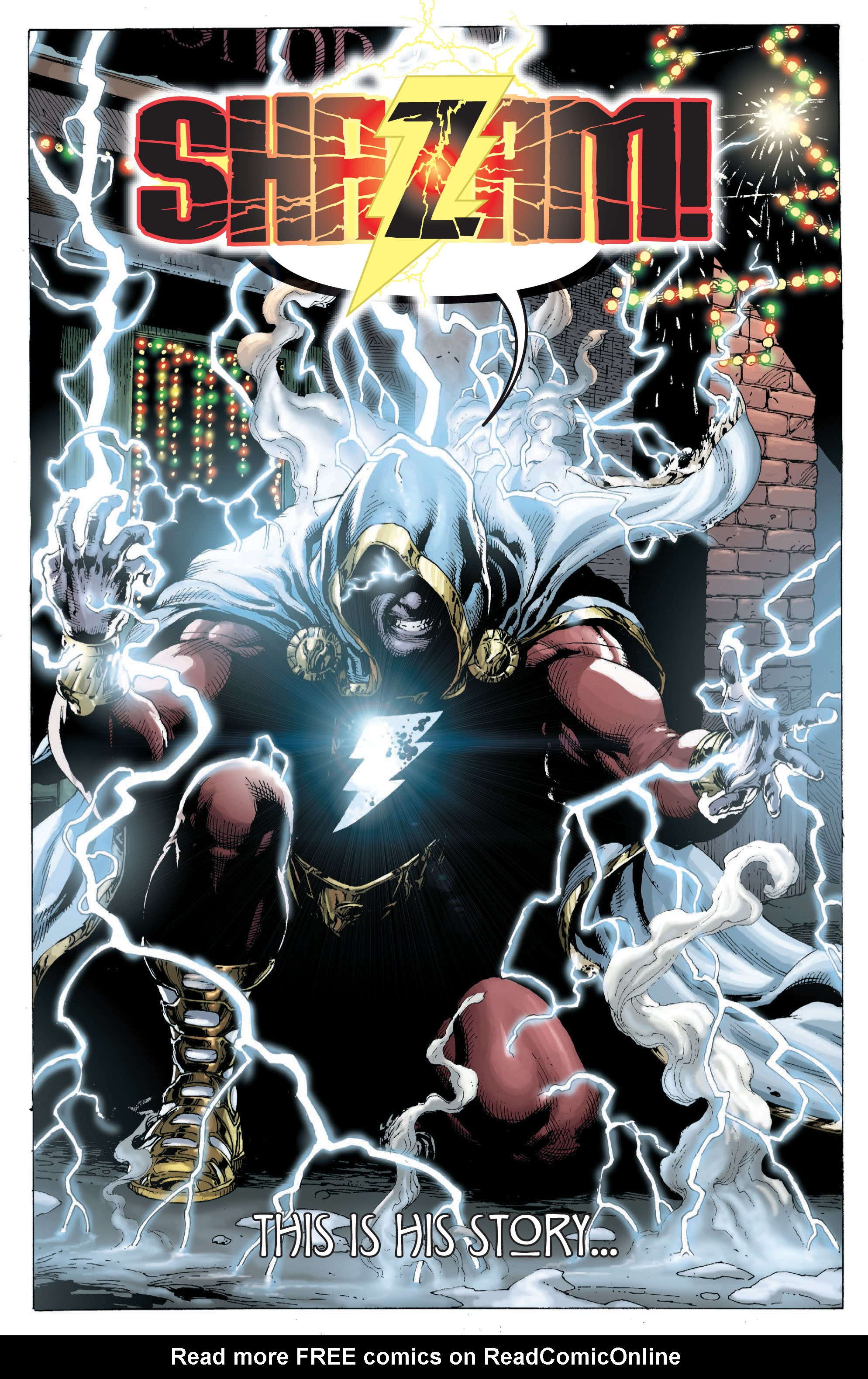 Read online Shazam! (2013) comic -  Issue #1 - 9