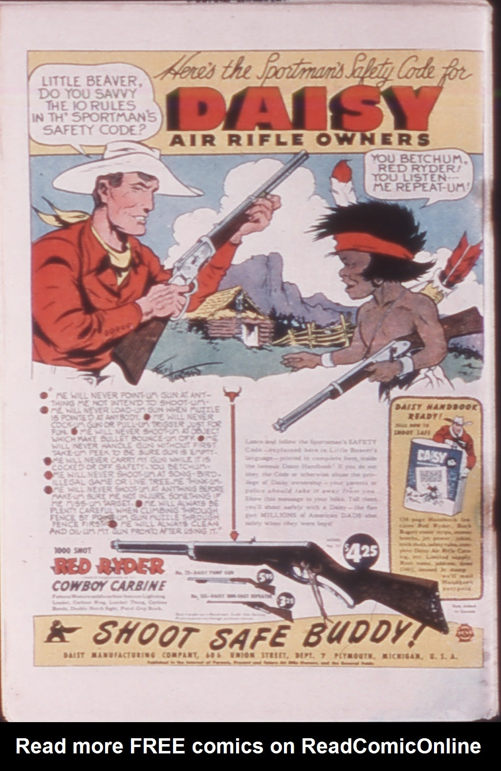 Captain Midnight (1942) issue 52 - Page 52