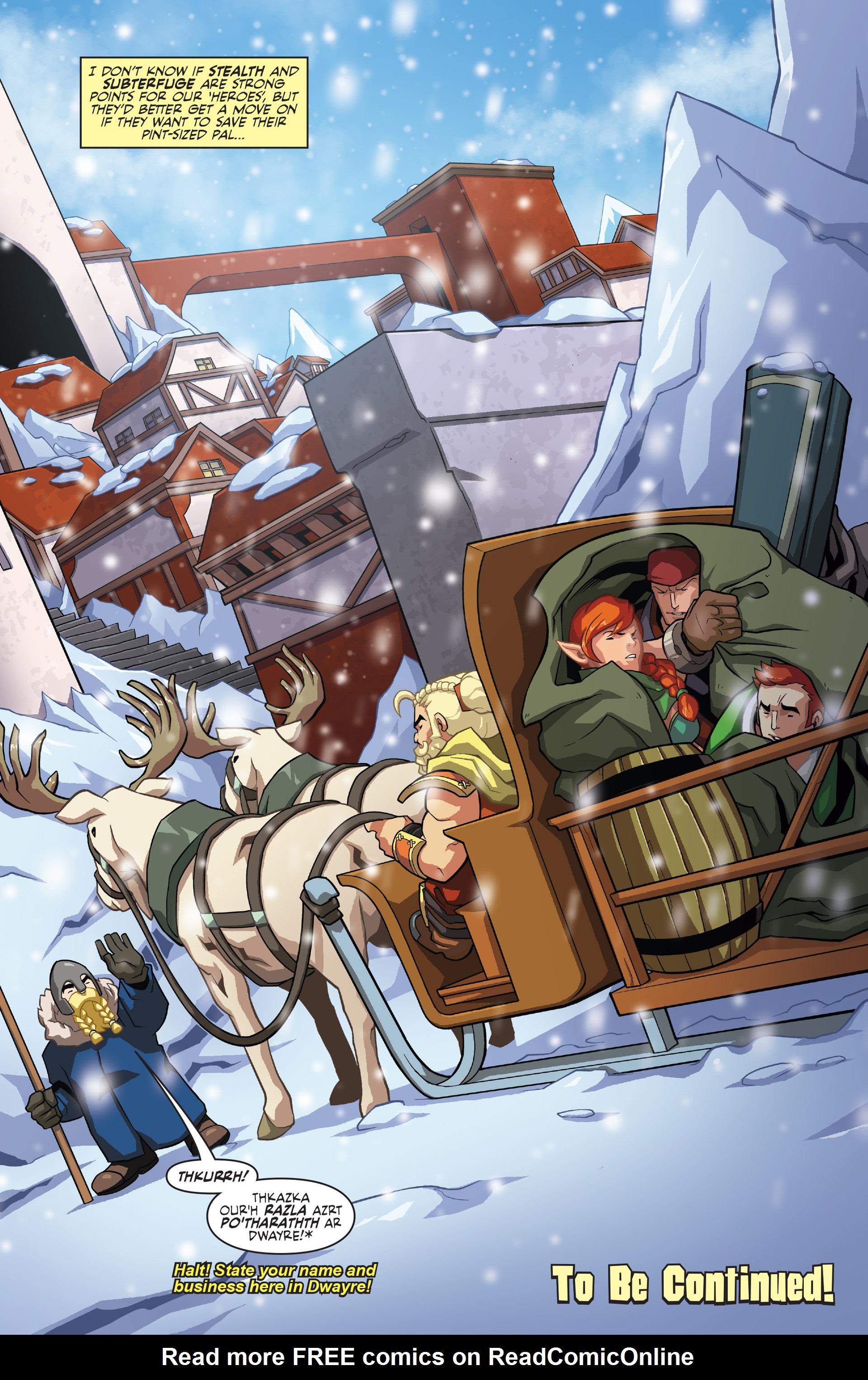 Read online Skullkickers comic -  Issue #26 - 21