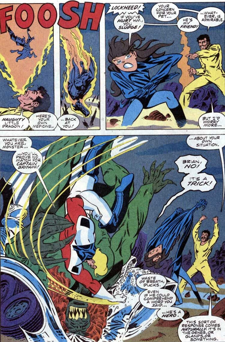 Excalibur (1988) issue 18 - Page 21