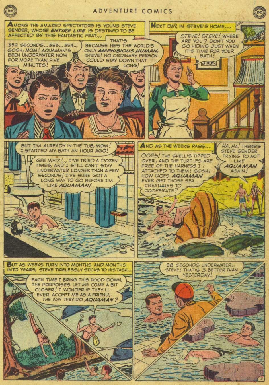 Read online Adventure Comics (1938) comic -  Issue #162 - 27
