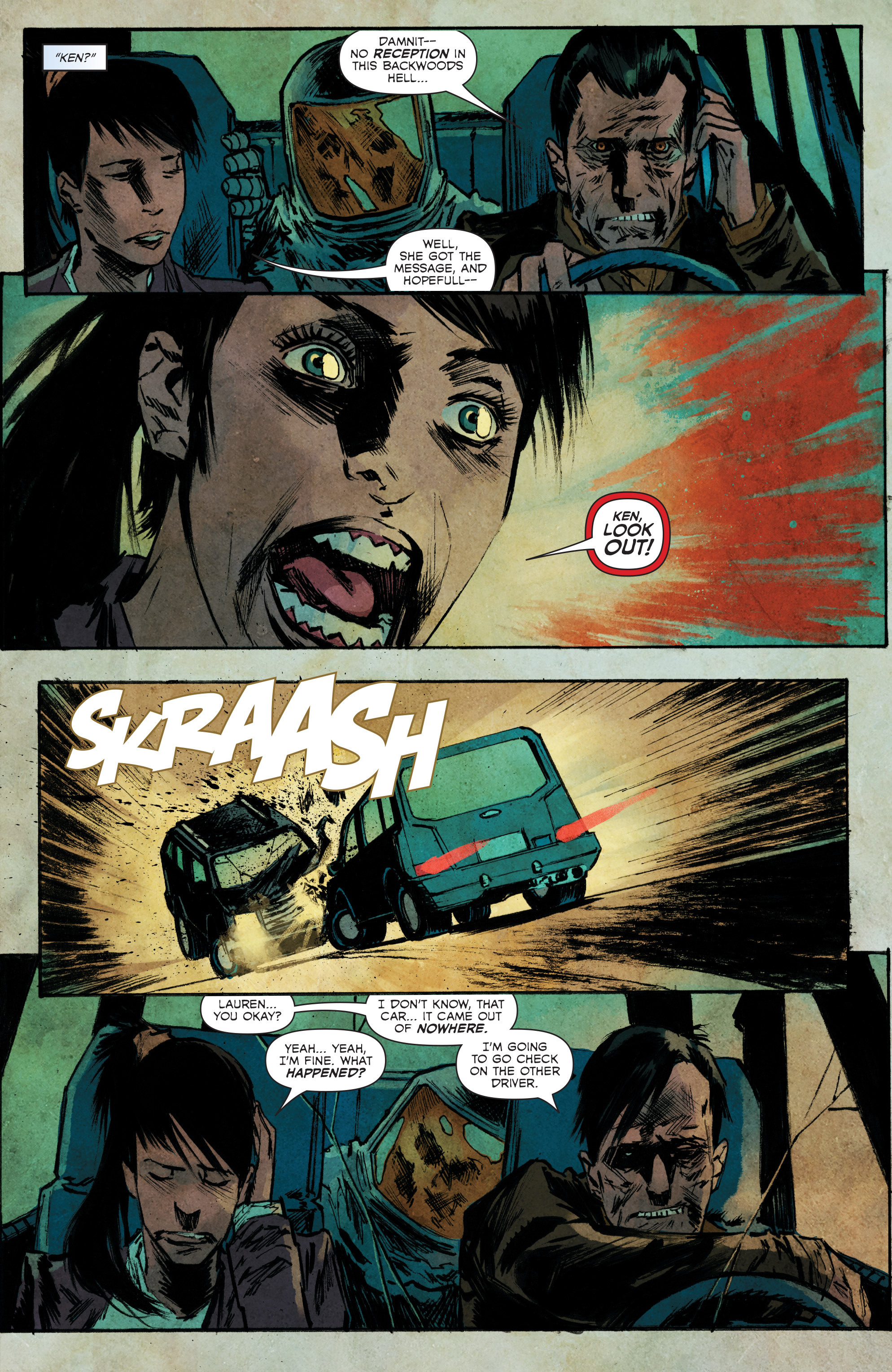 Read online Hoax Hunters (2012) comic -  Issue # TPB 3 - 85