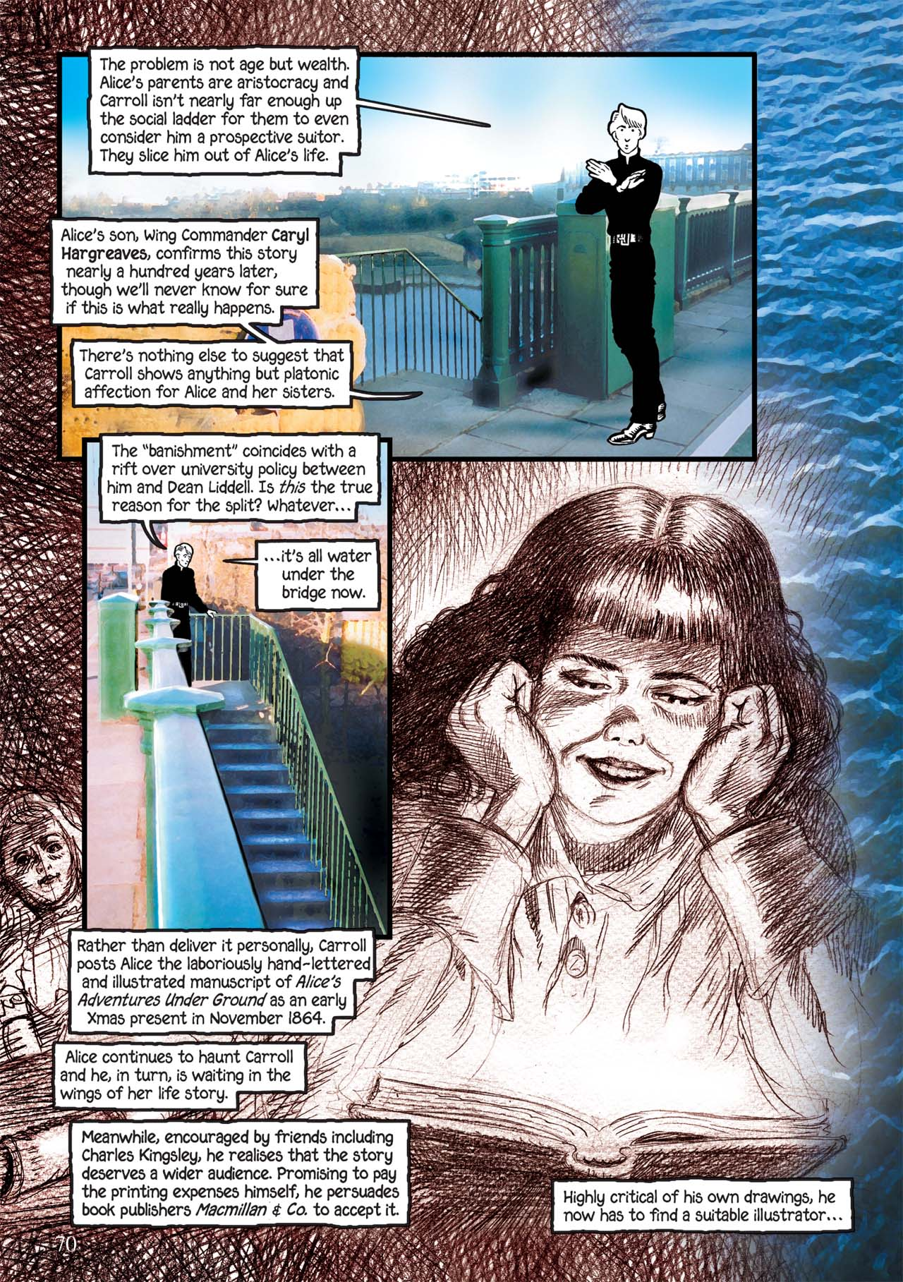 Read online Alice in Sunderland comic -  Issue # Full - 74