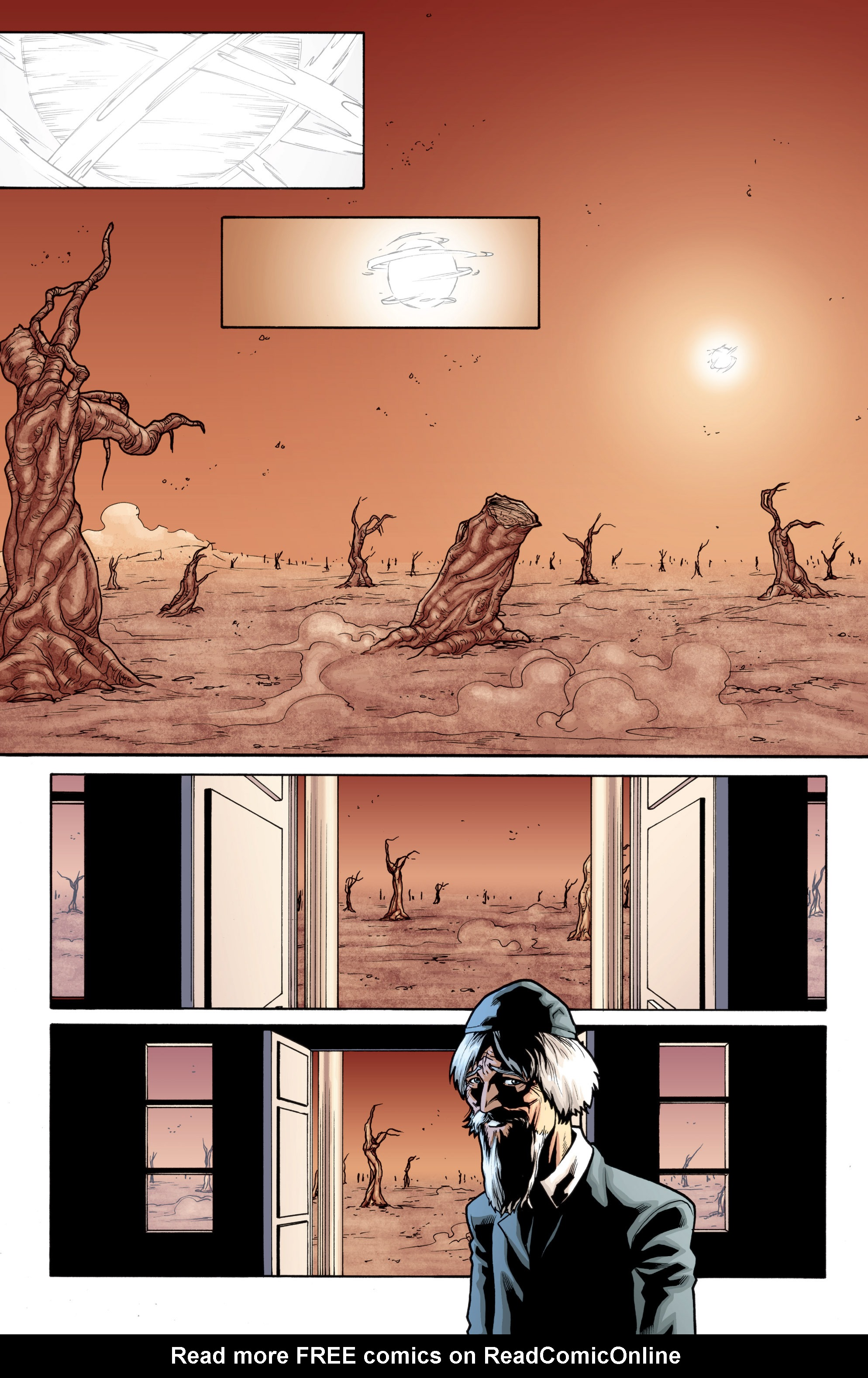 Read online Archer and Armstrong comic -  Issue #Archer and Armstrong _TPB 6 - 33