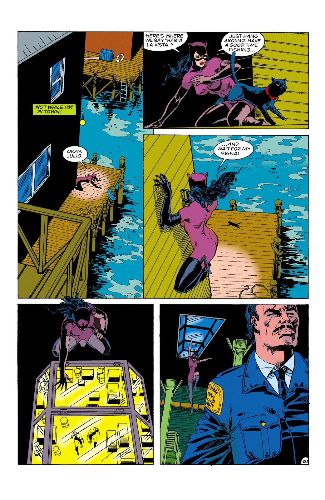 Catwoman (1993) Issue #6 #11 - English 21