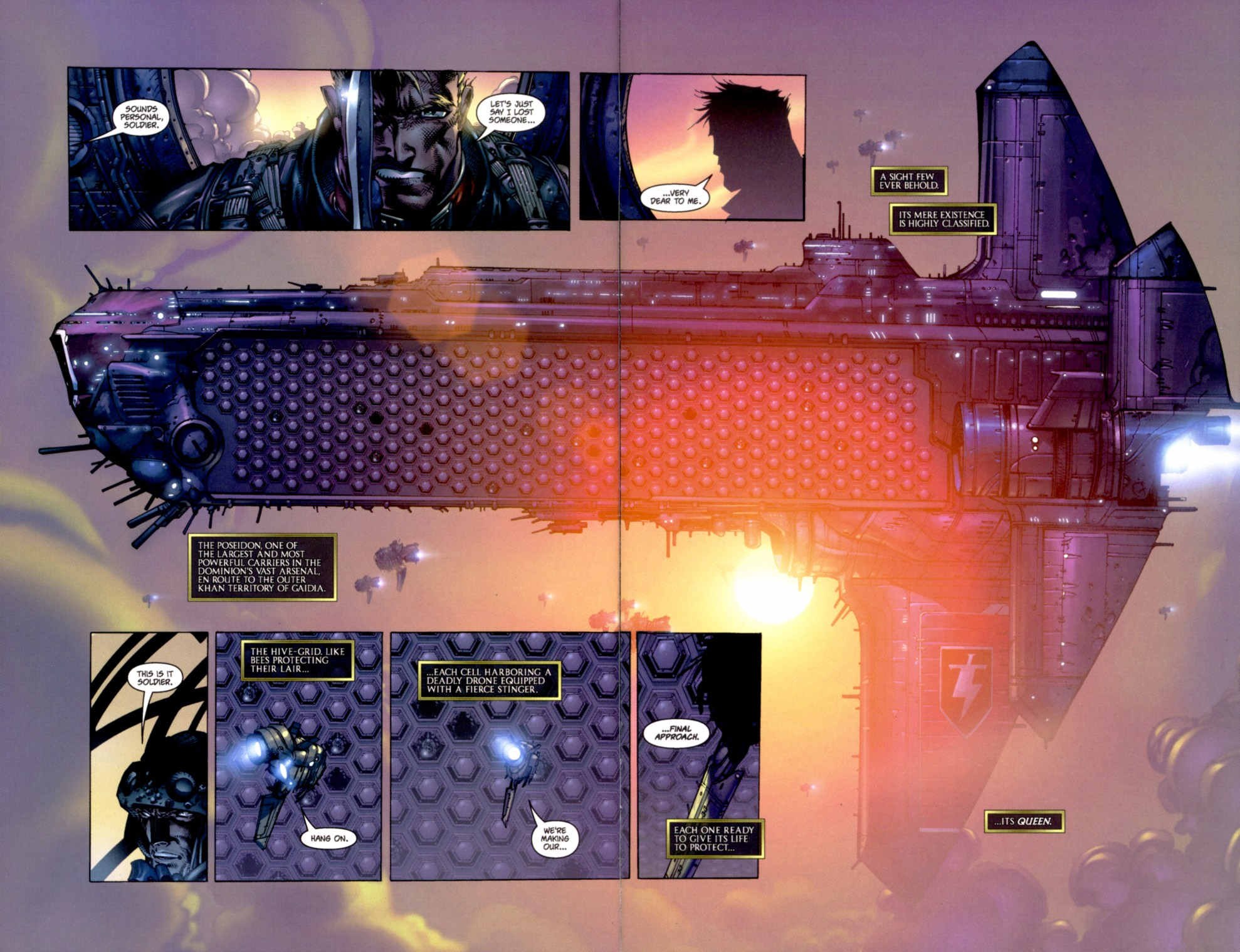Read online Soul Saga comic -  Issue #4 - 3
