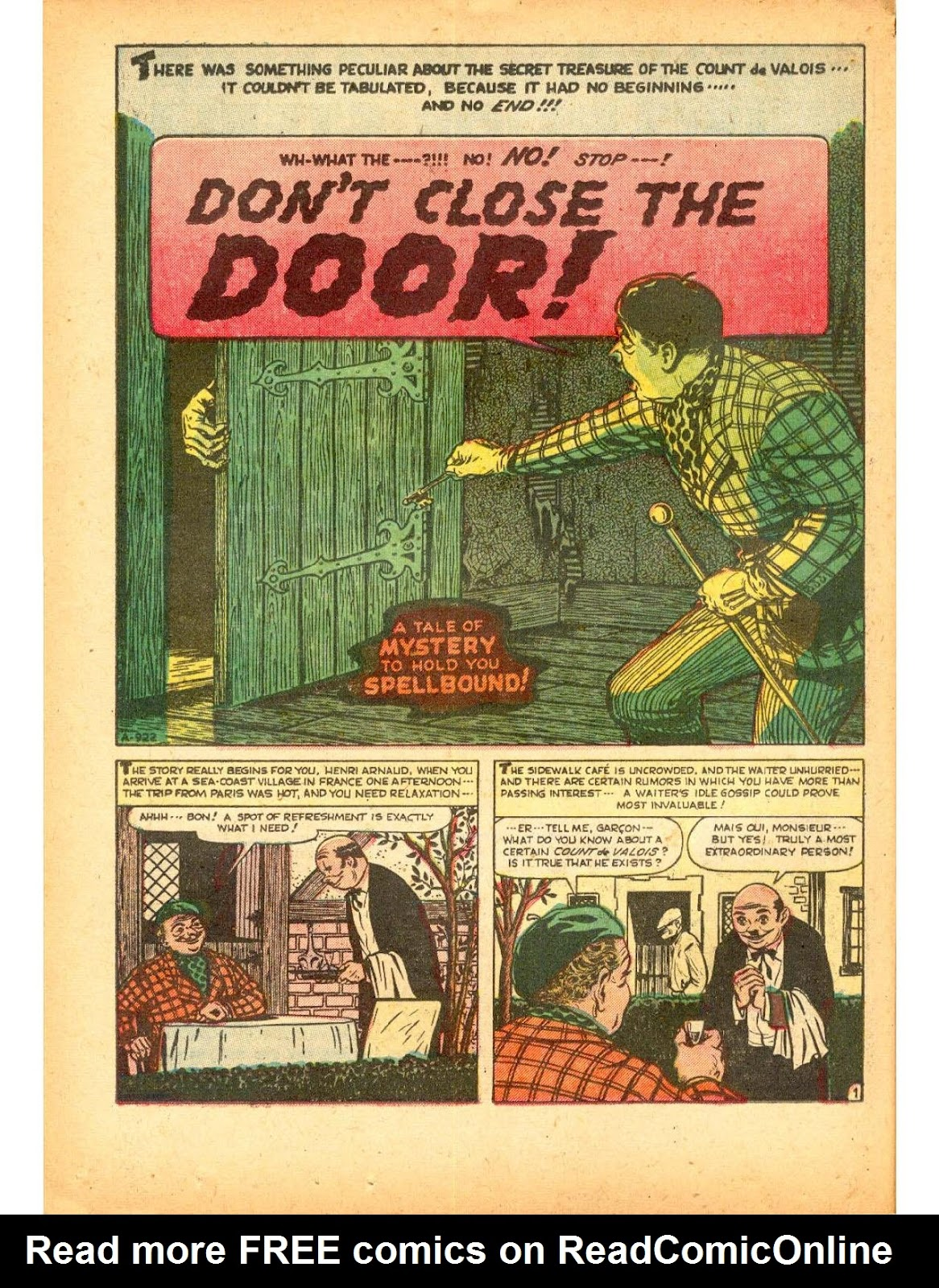 Spellbound (1952) issue 7 - Page 22