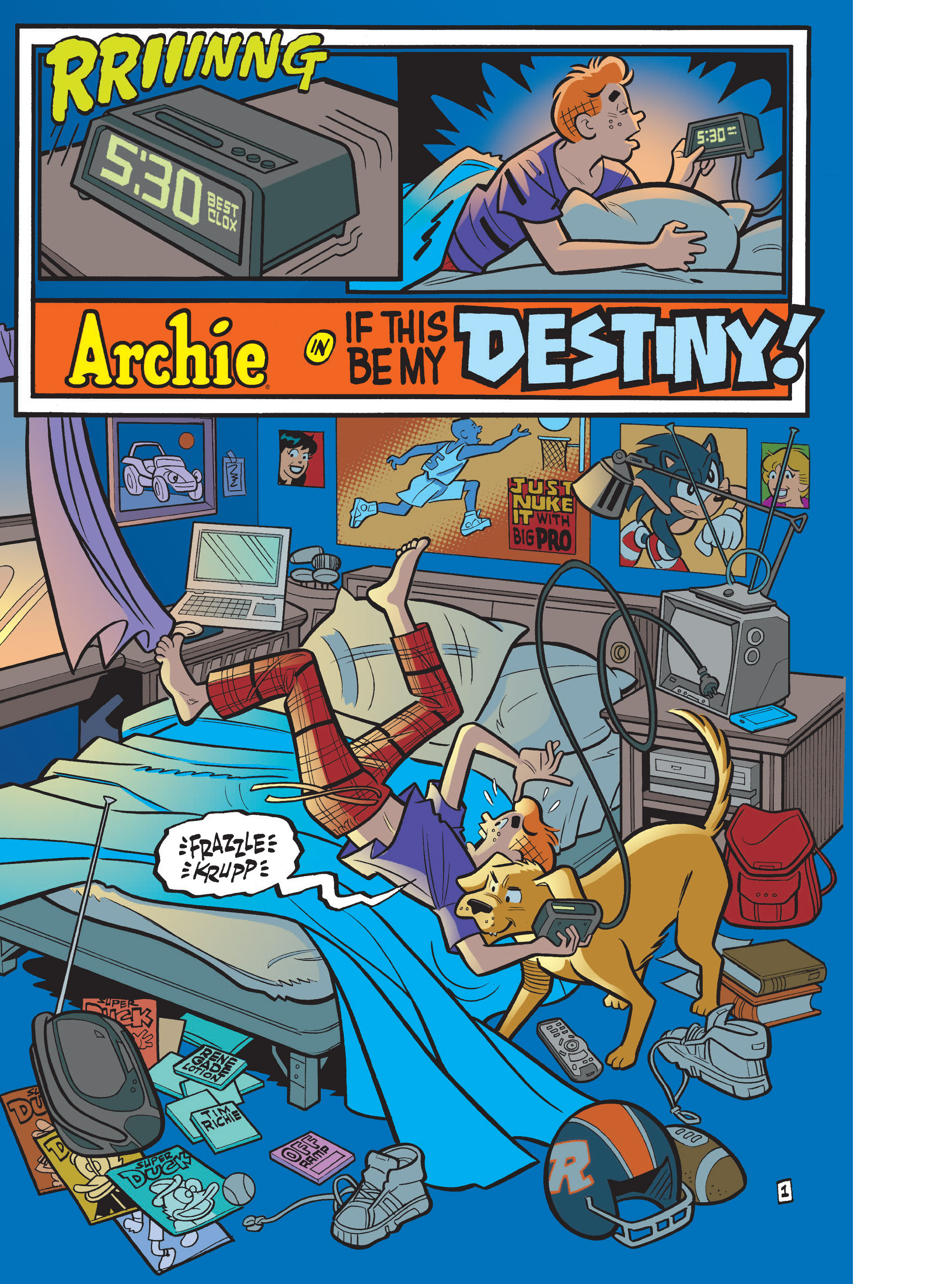 Read online Archie 75th Anniversary Digest comic -  Issue #1 - 204