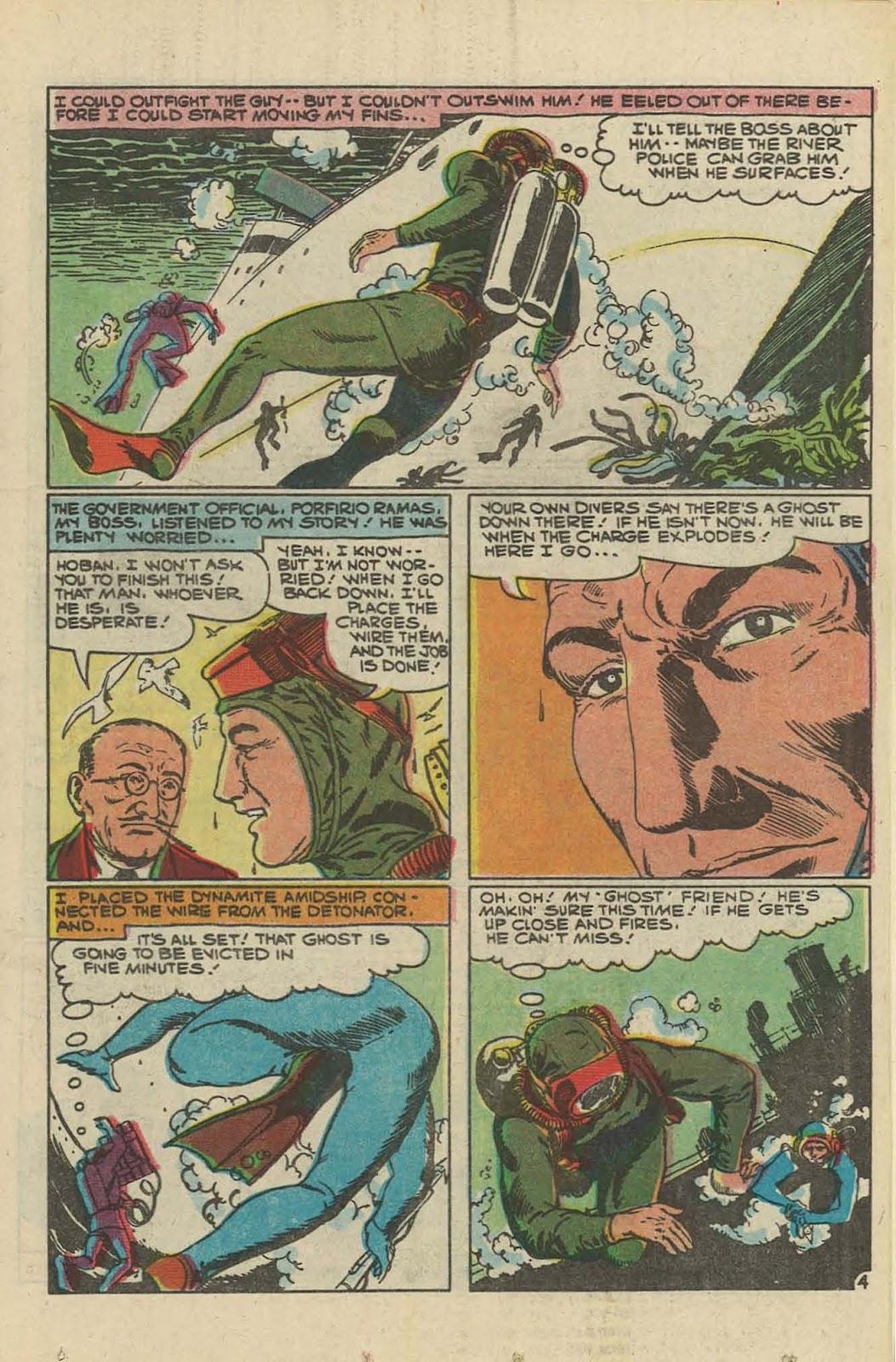 Read online Fightin' Navy comic -  Issue #131 - 19