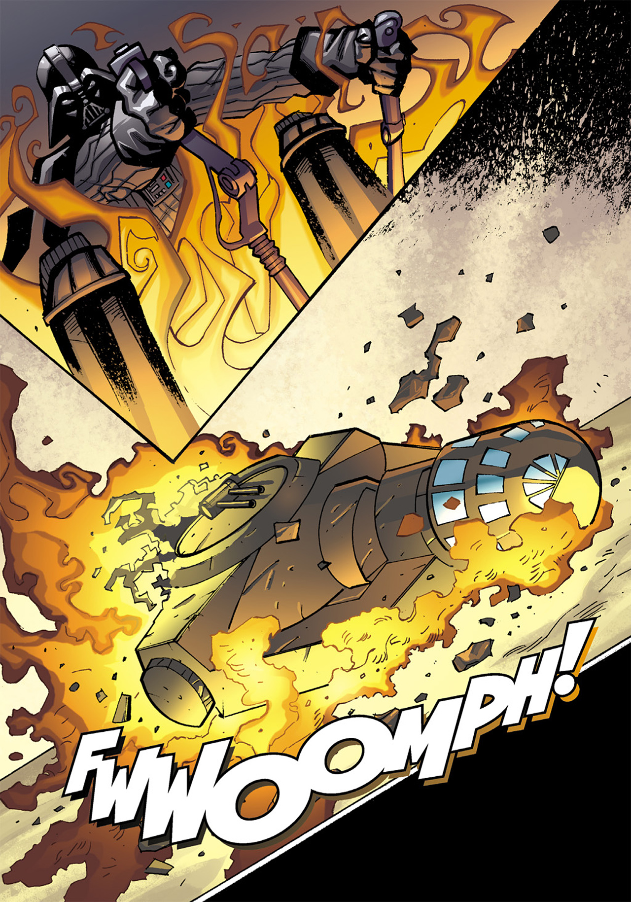 Read online Star Wars Omnibus comic -  Issue # Vol. 33 - 275