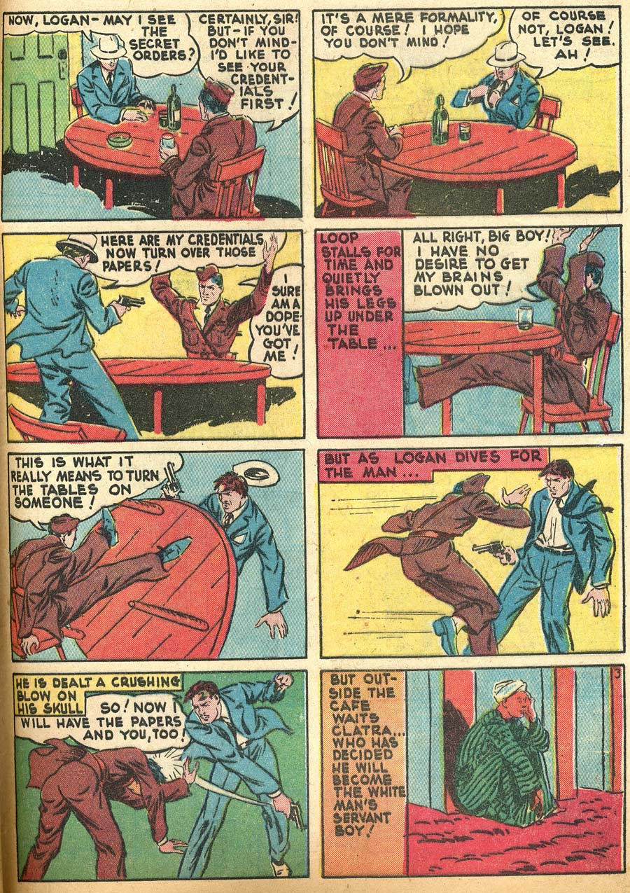 Blue Ribbon Comics (1939) issue 9 - Page 57