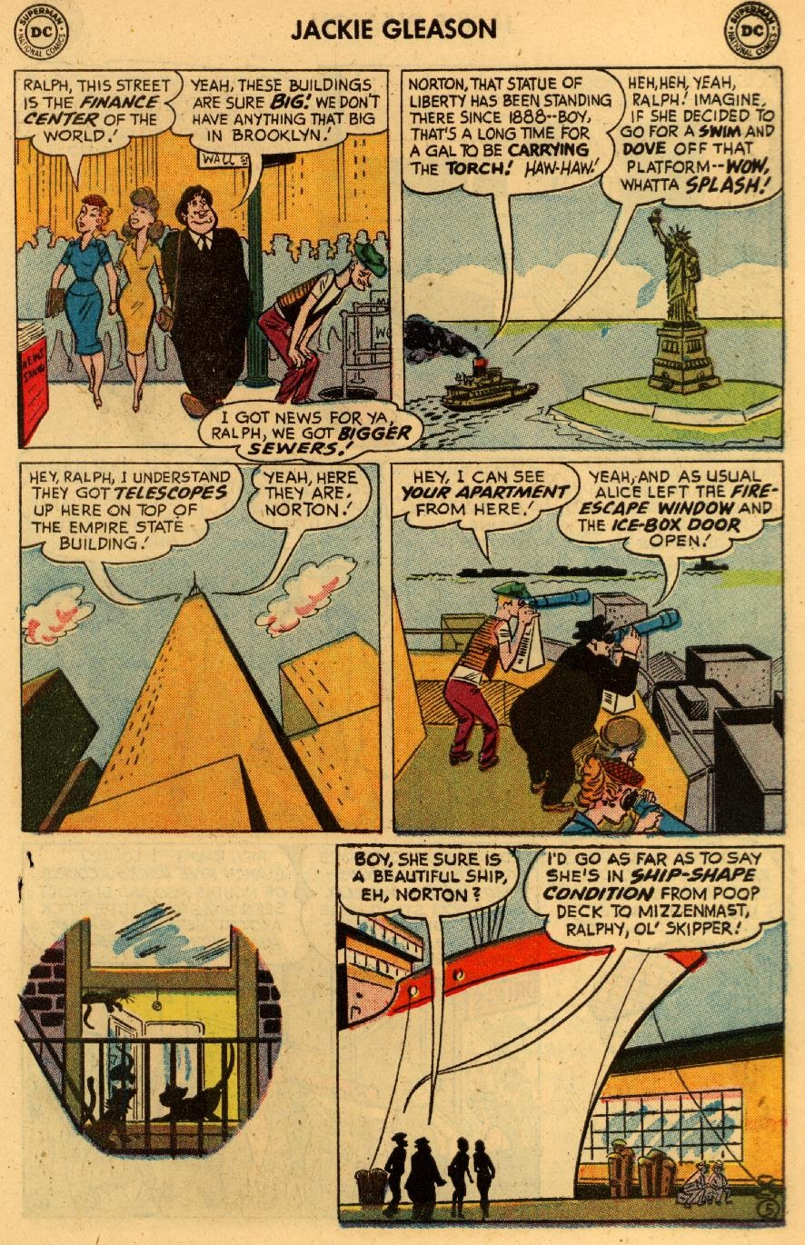 Jackie Gleason and the Honeymooners issue 8 - Page 7