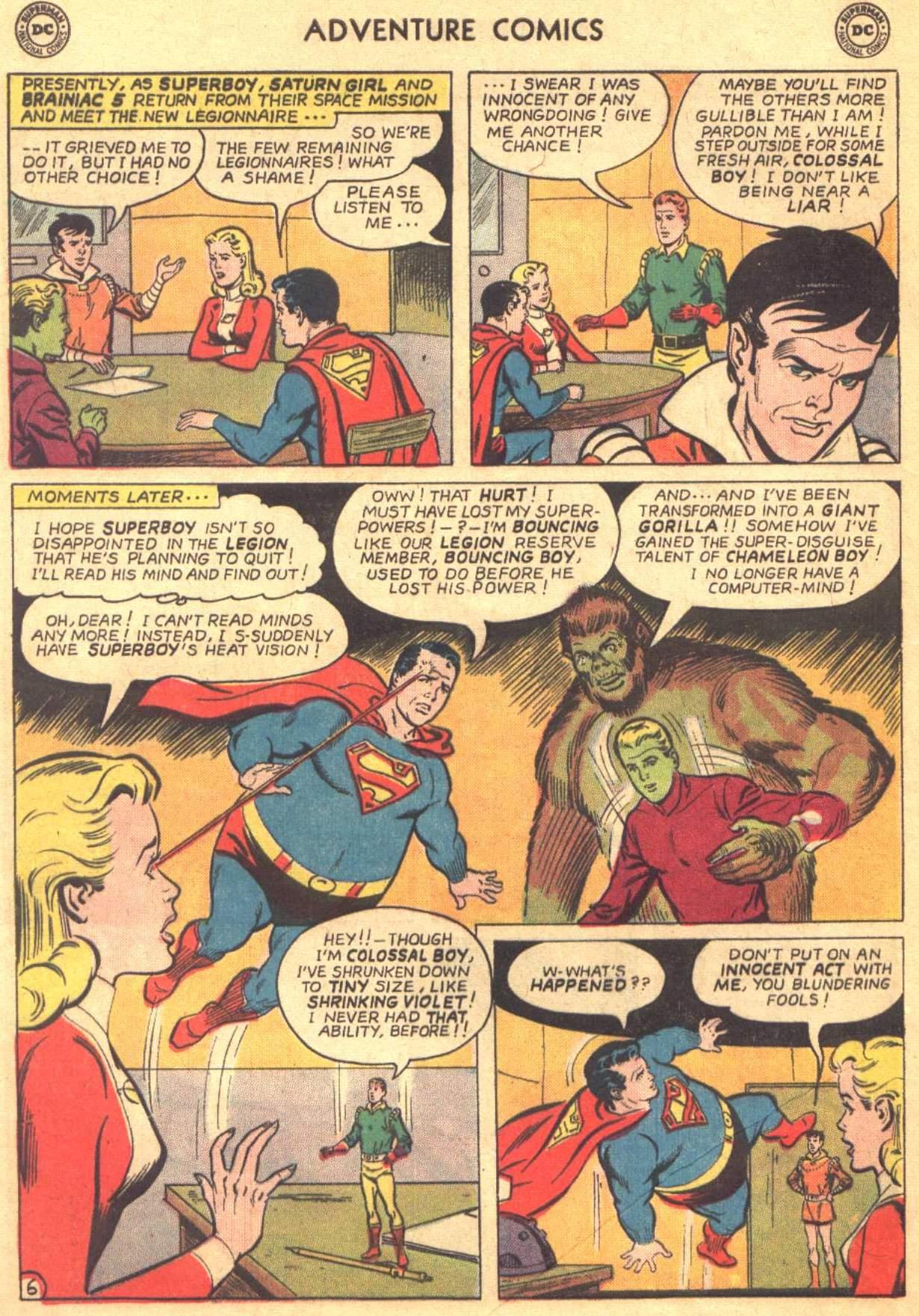 Read online Adventure Comics (1938) comic -  Issue #330 - 18