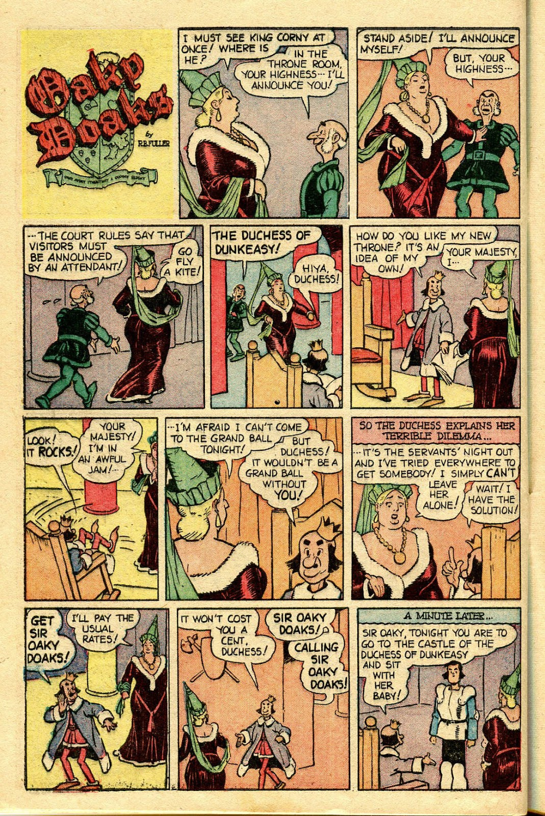 Read online Famous Funnies comic -  Issue #188 - 39