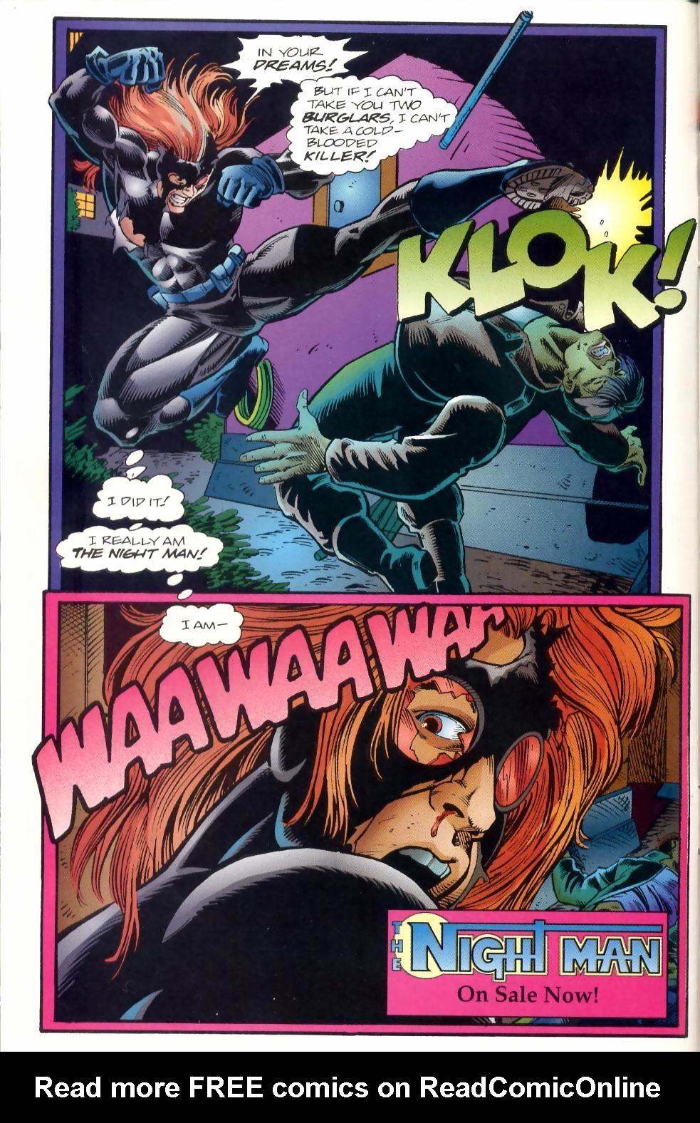 Read online Sludge comic -  Issue #1 - 38