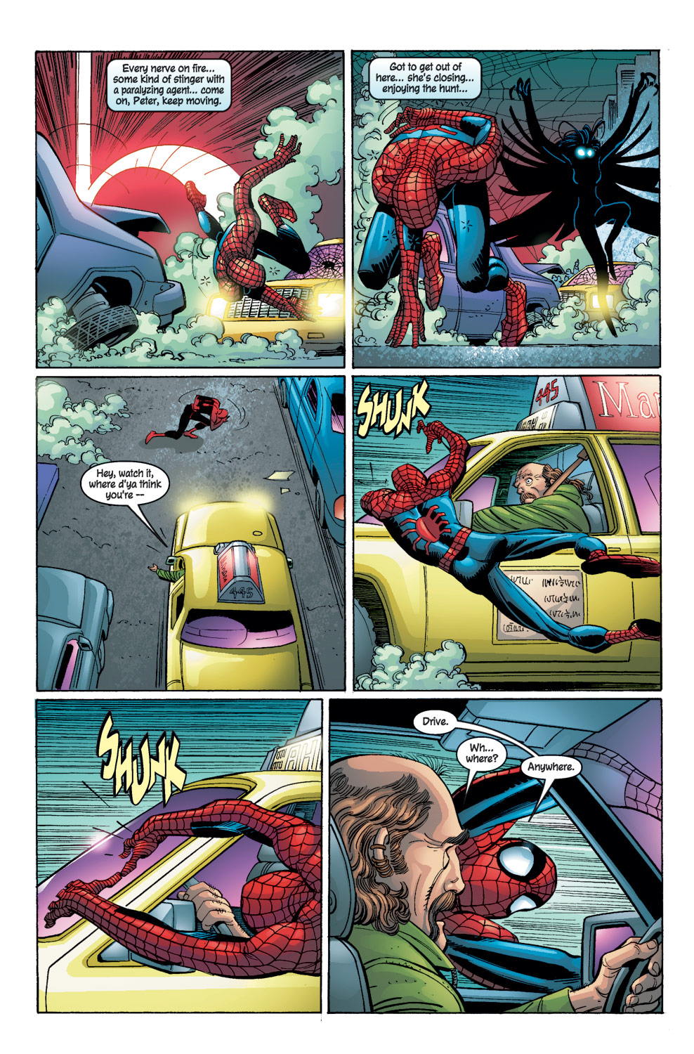 The Amazing Spider-Man (1999) 47 Page 18