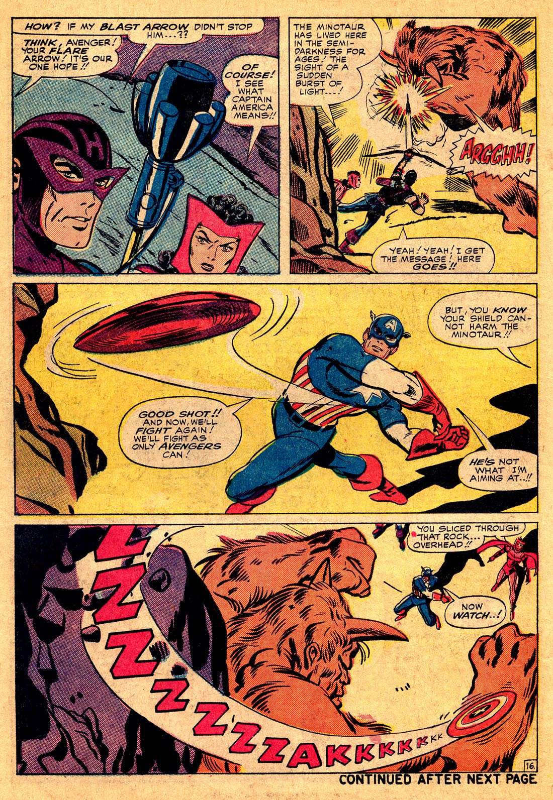 The Avengers (1963) 17 Page 16