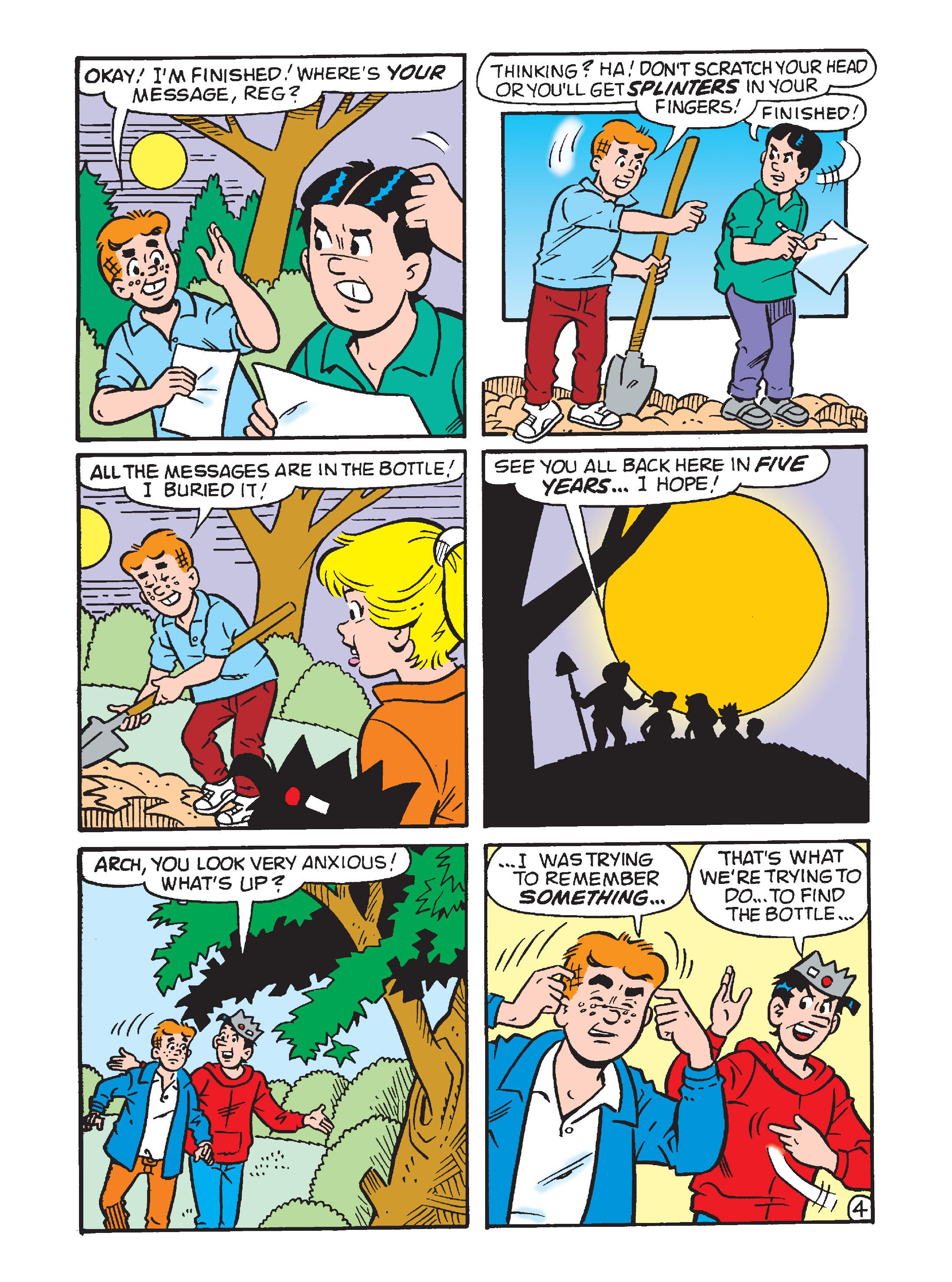 Read online Archie 1000 Page Comics Bonanza comic -  Issue #1 (Part 2) - 49
