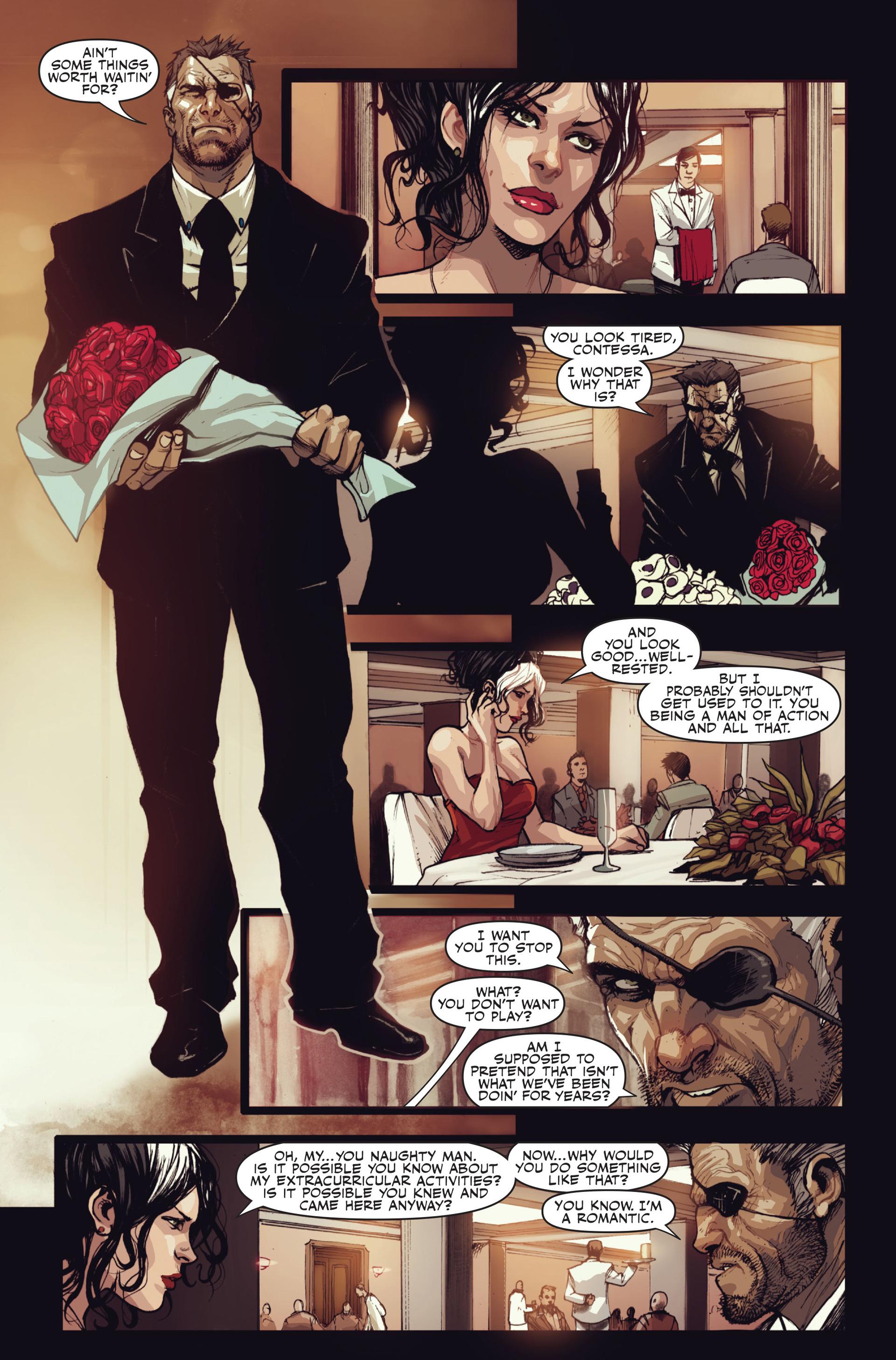 Read online Secret Warriors comic -  Issue #15 - 17