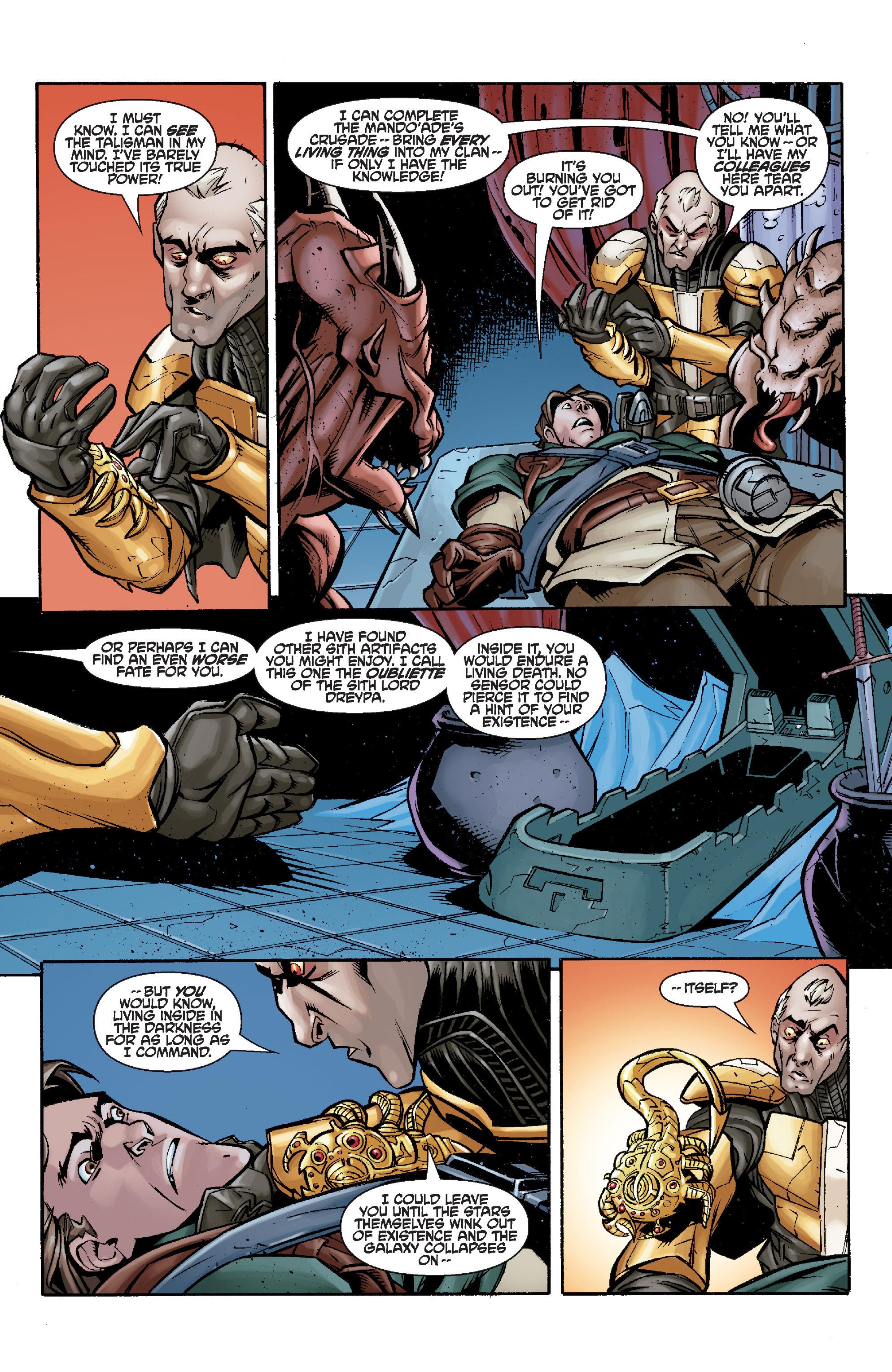Read online Star Wars Omnibus comic -  Issue # Vol. 32 - 205
