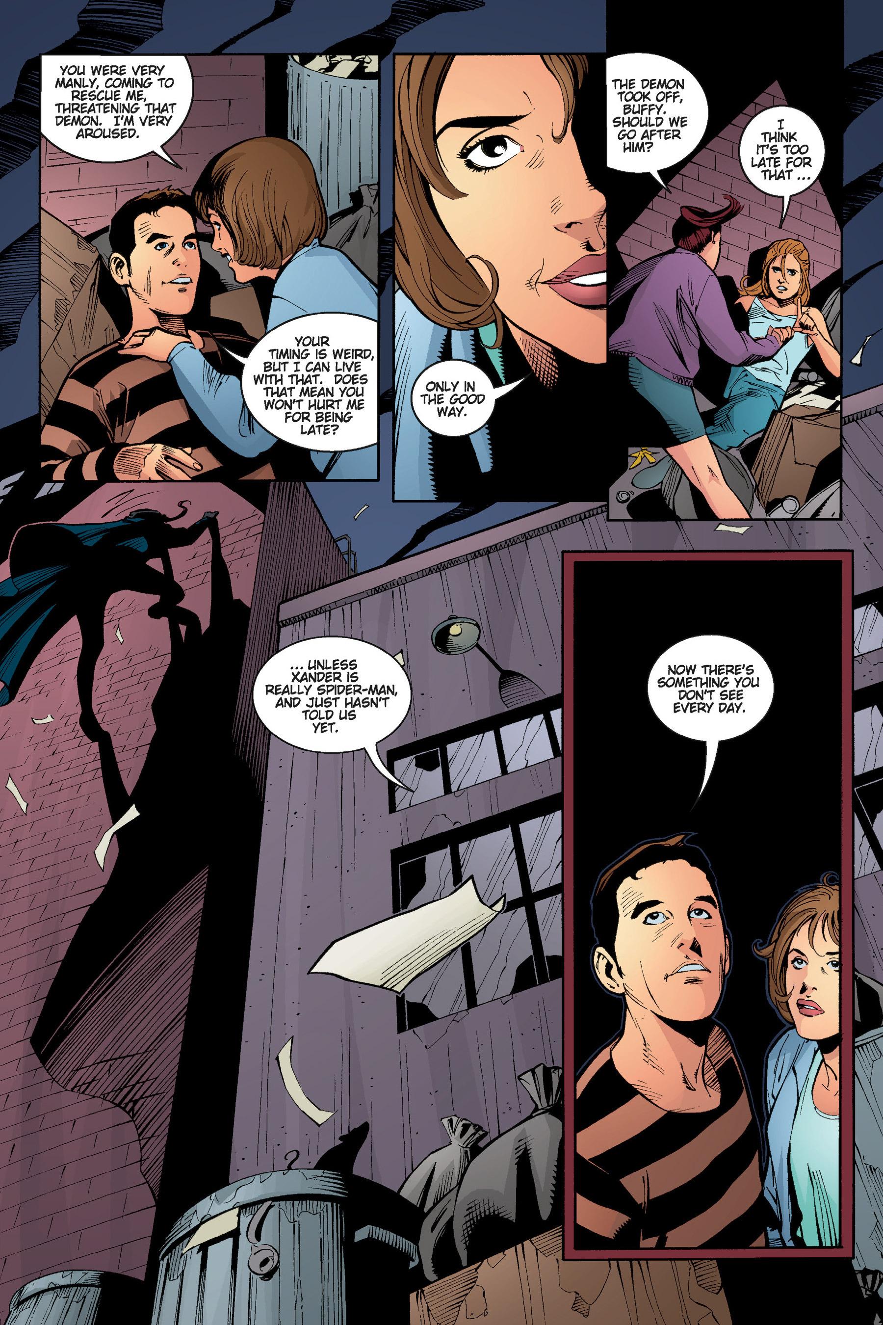 Read online Buffy the Vampire Slayer: Omnibus comic -  Issue # TPB 5 - 158