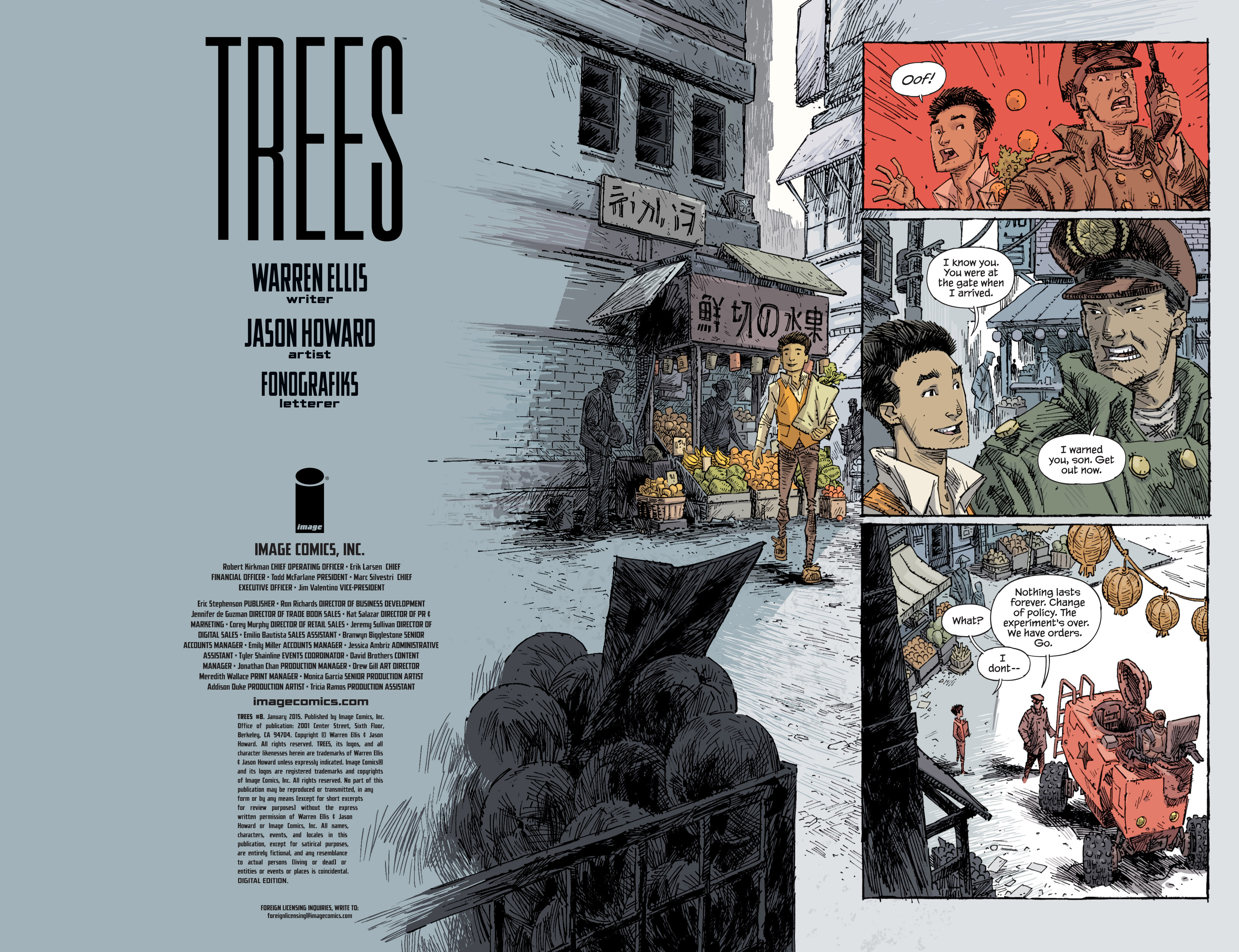 Read online Trees comic -  Issue #8 - 2