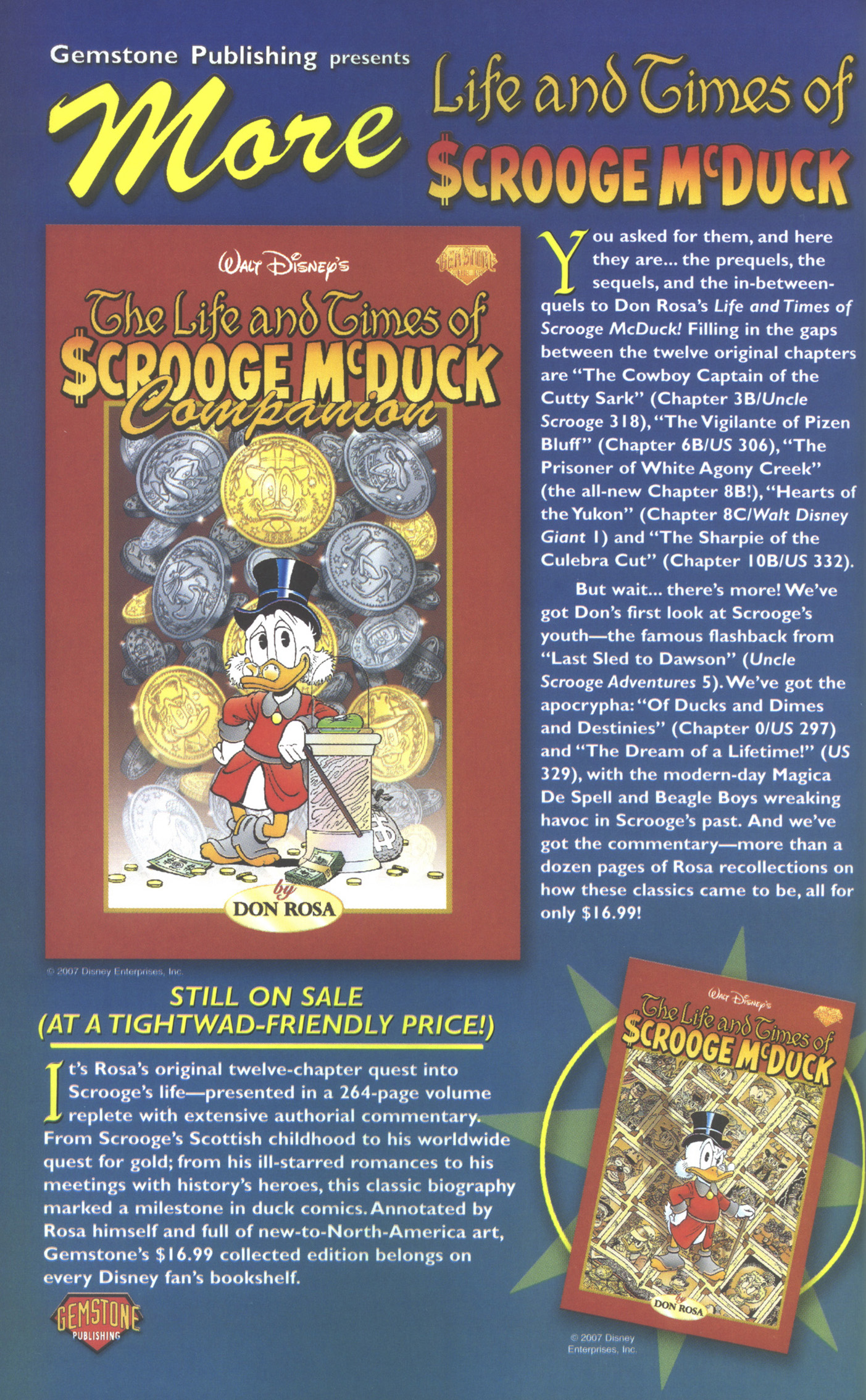 Read online Uncle Scrooge (1953) comic -  Issue #364 - 24