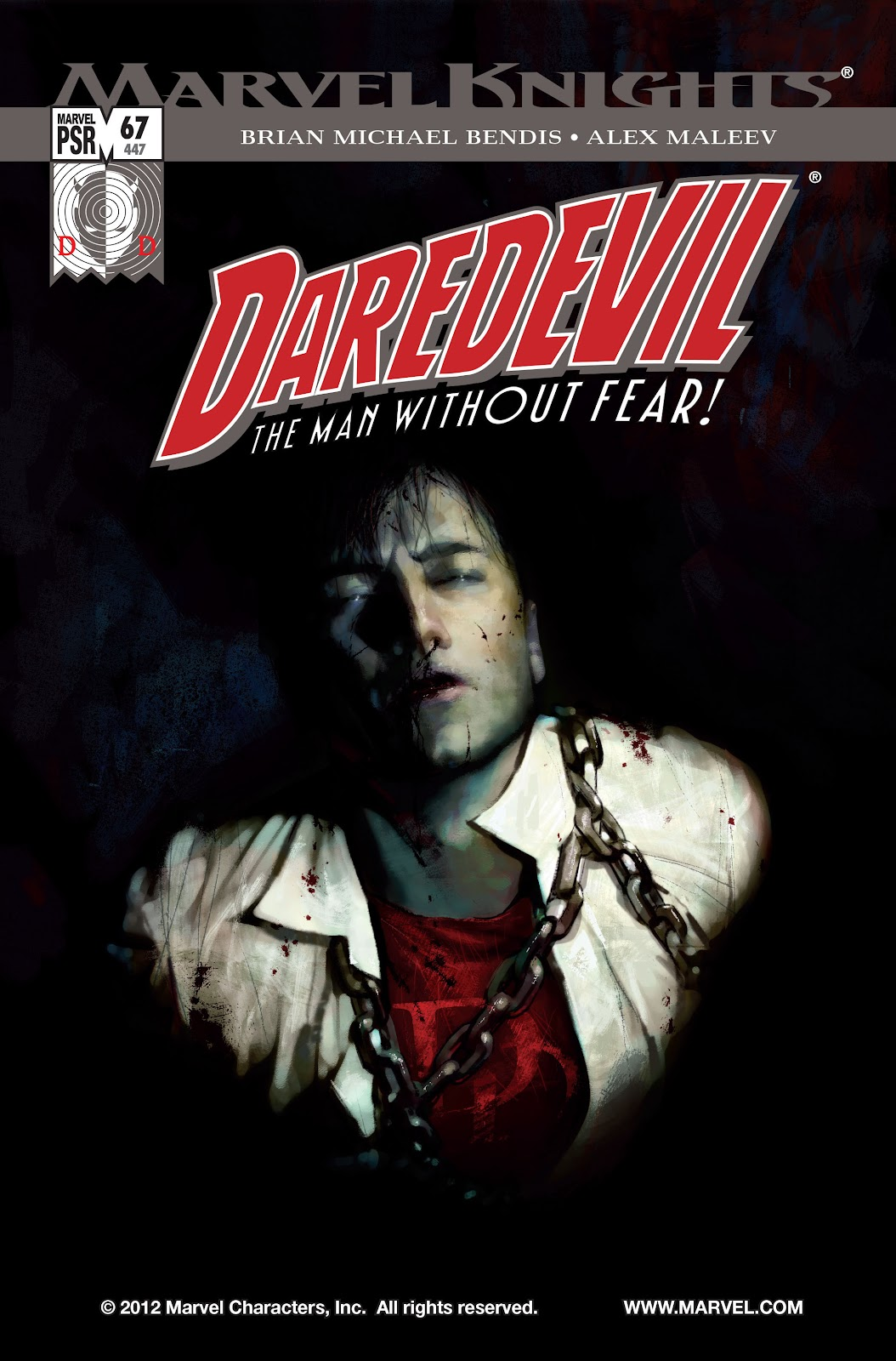 Read online Daredevil (1998) comic -  Issue # _Ultimate_Collection TPB 3 (Part 1) - 25