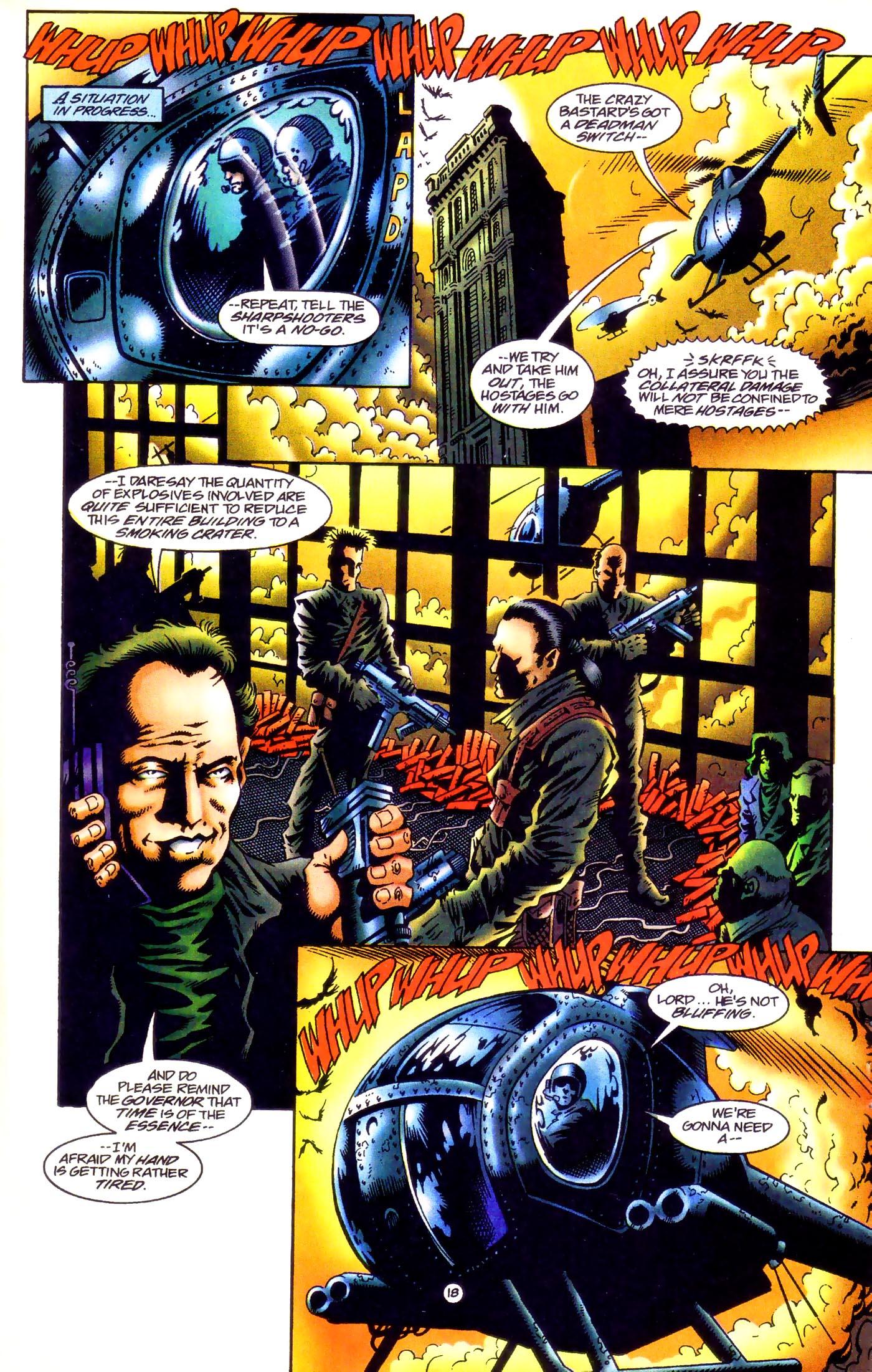 Read online Rune (1995) comic -  Issue #1 - 19