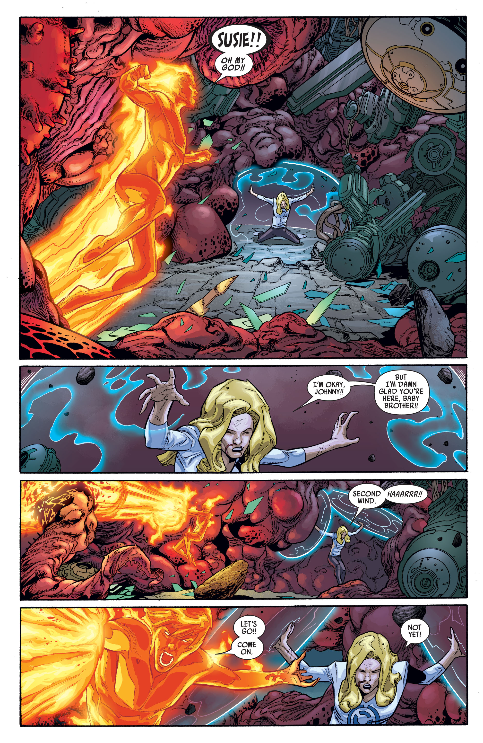 Read online Ultimate Comics Doomsday comic -  Issue # Full - 33