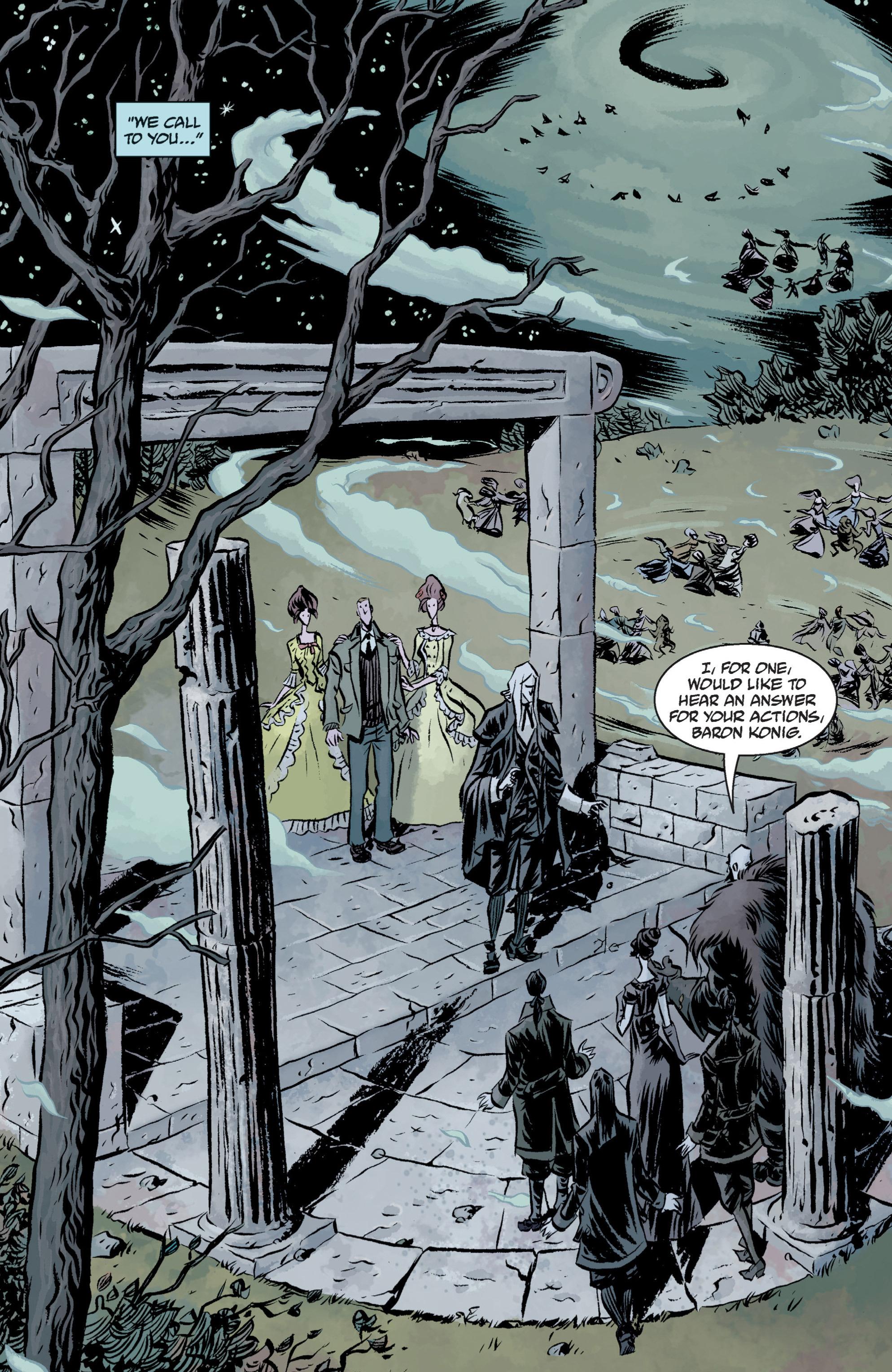 Read online B.P.R.D. (2003) comic -  Issue # TPB 13 - 71