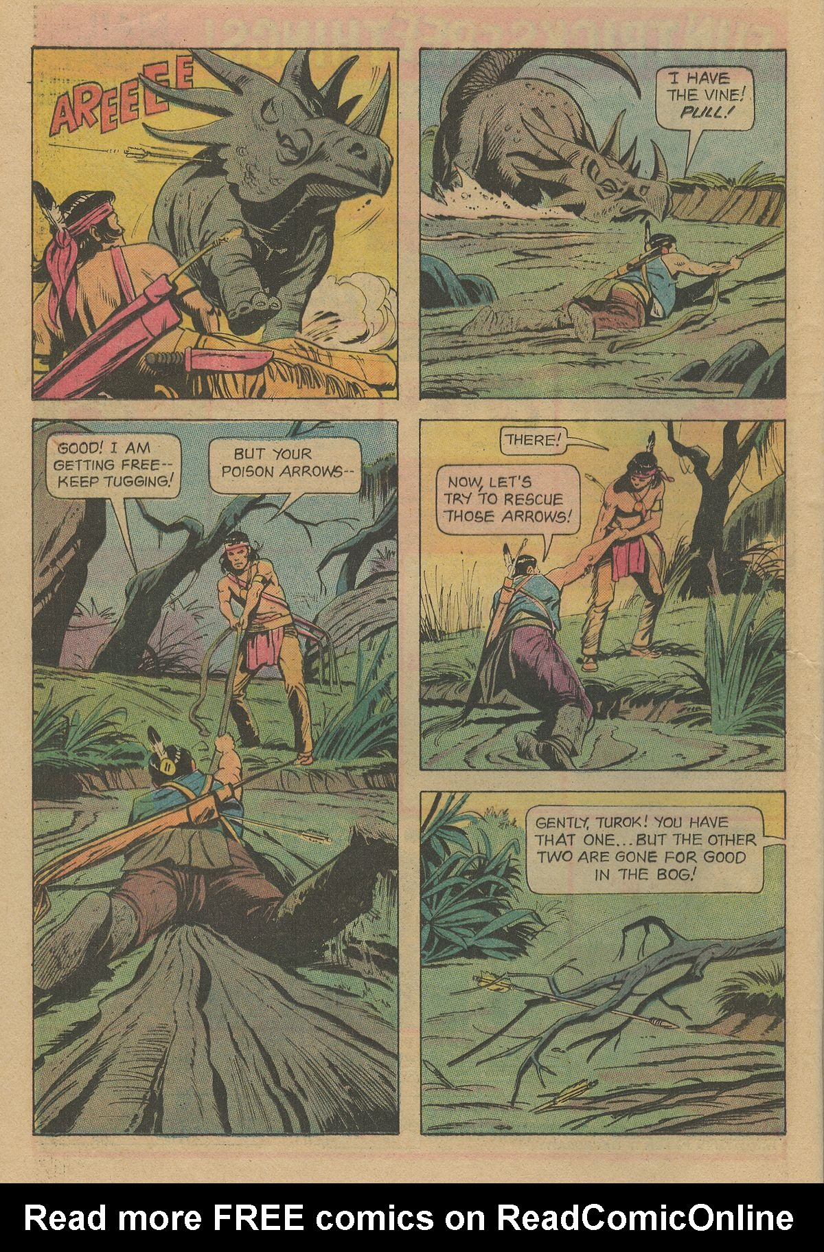 Read online Turok, Son of Stone comic -  Issue #103 - 24