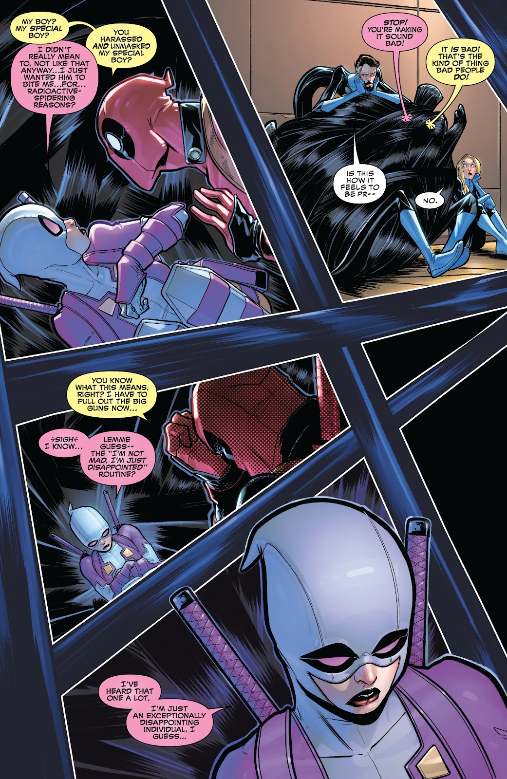 Gwenpool Strikes Back issue _TPB - Page 45