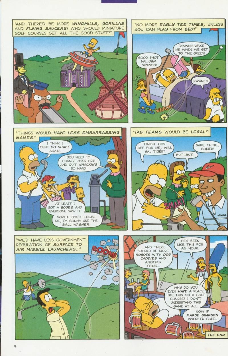 Read online Simpsons Comics comic -  Issue #63 - 26