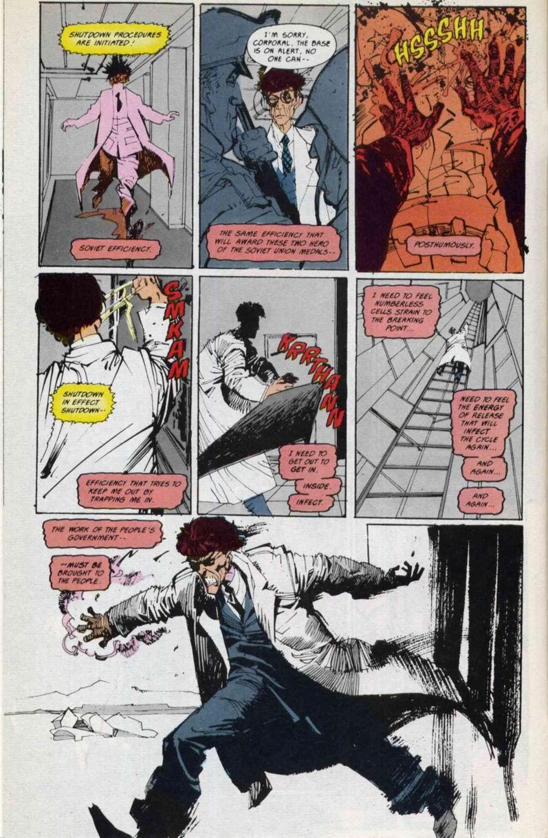 Read online Doctor Zero comic -  Issue #4 - 10