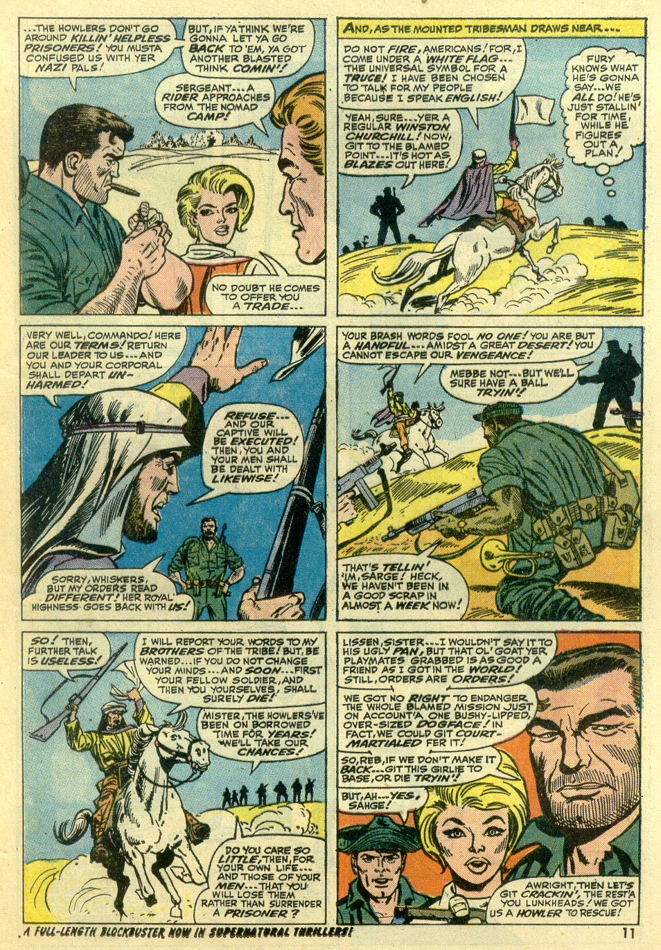 Read online Sgt. Fury comic -  Issue #107 - 13