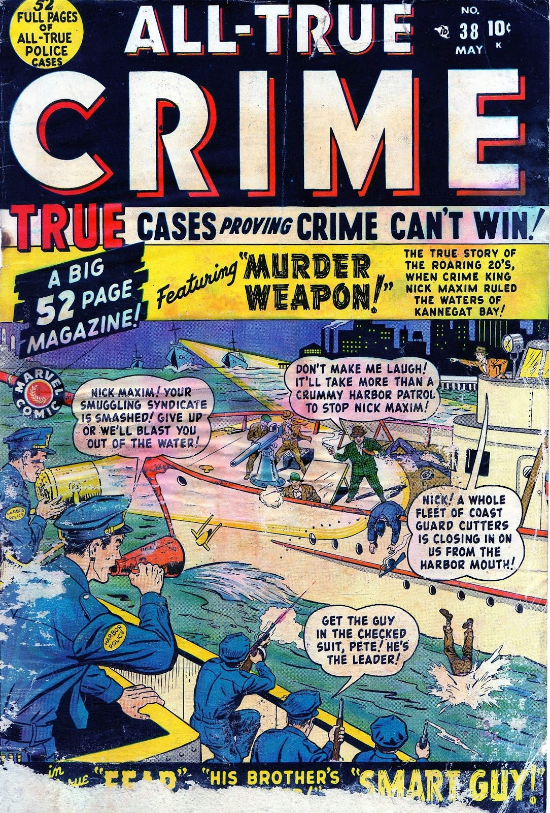 All-True Crime 38 Page 1