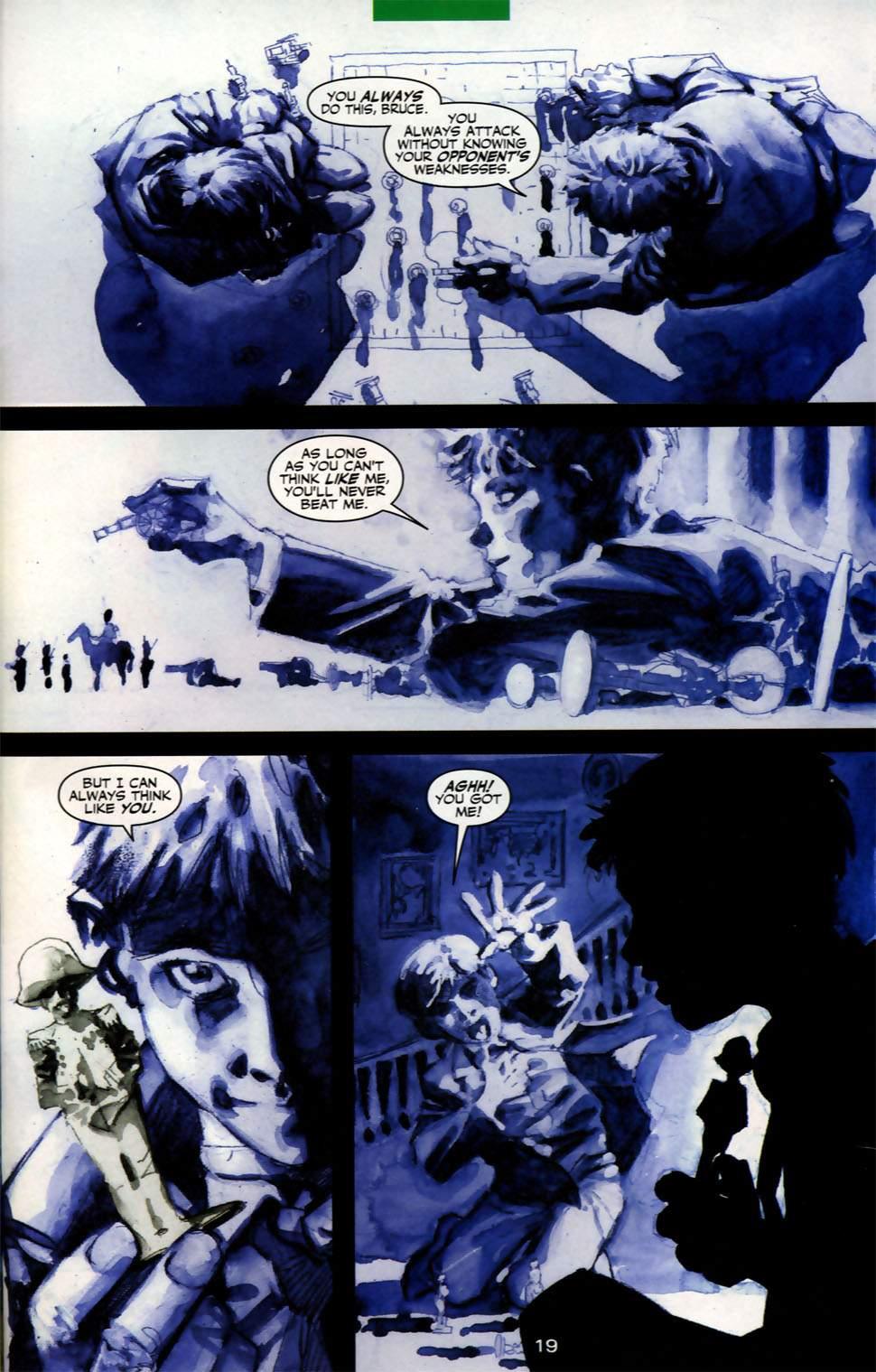 Read online Batman: Hush comic -  Issue #2 - 18