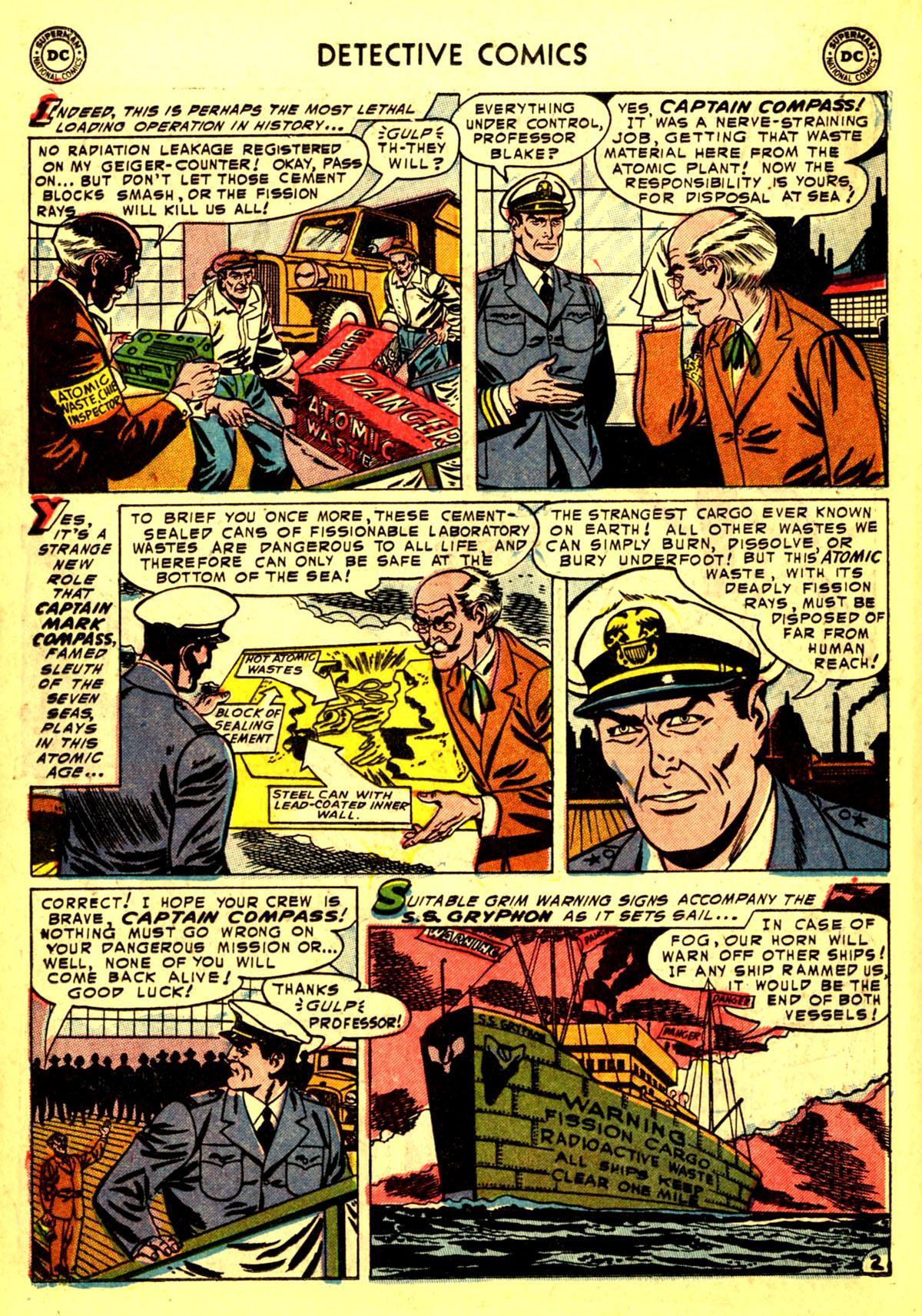 Read online Detective Comics (1937) comic -  Issue #211 - 26