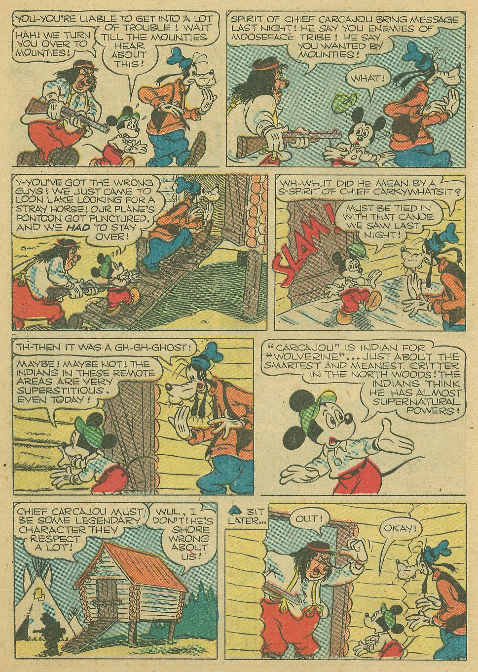 Walt Disney's Comics and Stories issue 198 - Page 28