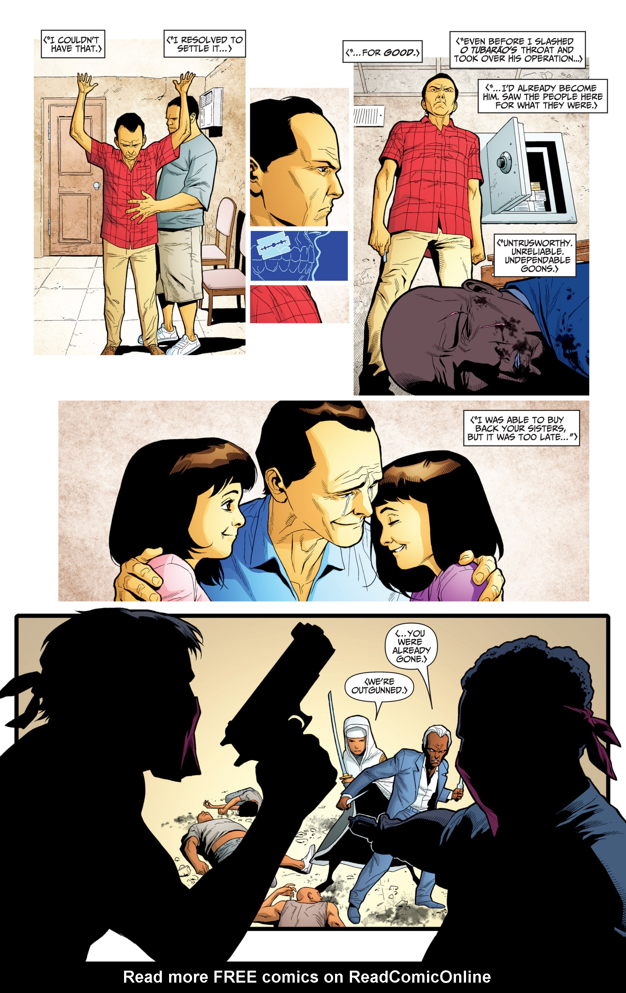 Read online Archer and Armstrong comic -  Issue #Archer and Armstrong _TPB 7 - 27