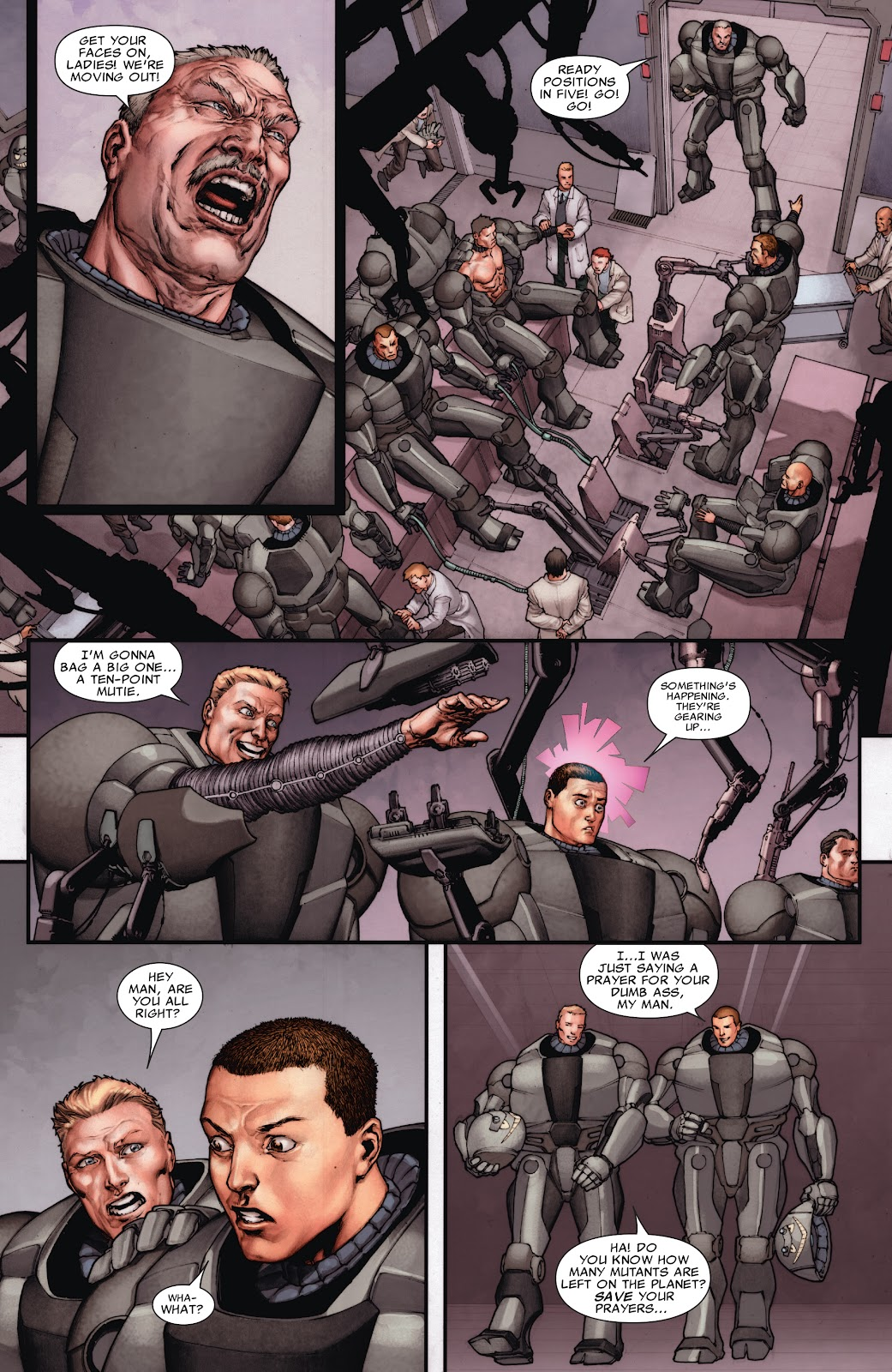 Read online X-Men: Second Coming comic -  Issue # _TPB (Part 1) - 68