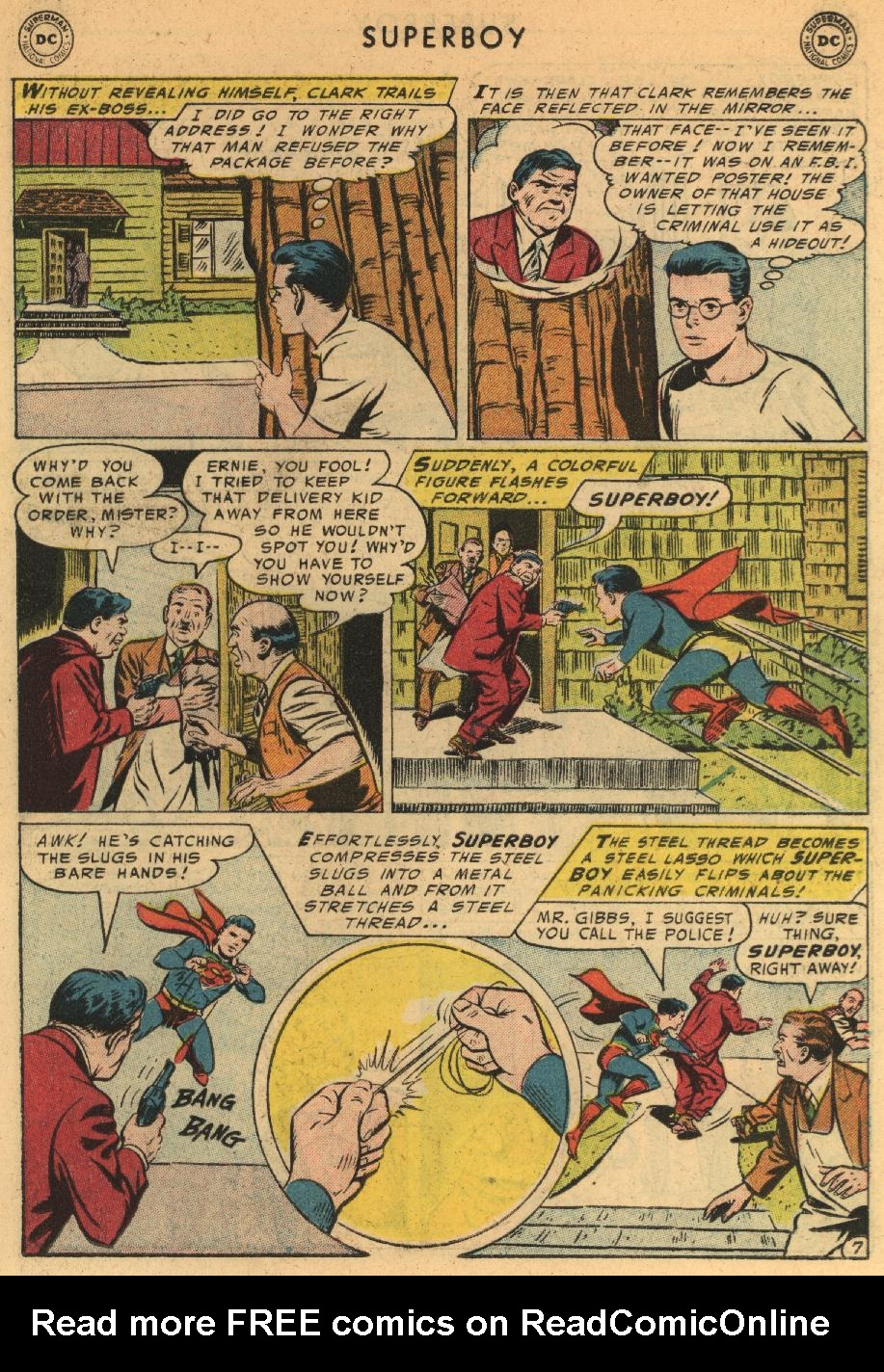 Superboy (1949) issue 44 - Page 17