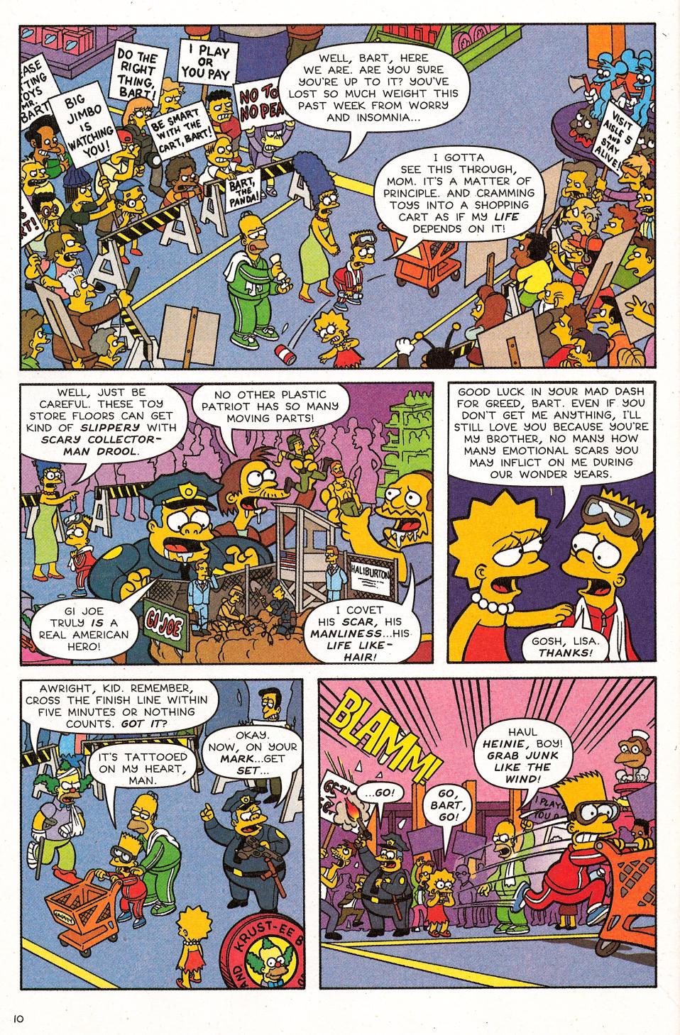 Read online Simpsons Comics Presents Bart Simpson comic -  Issue #31 - 12