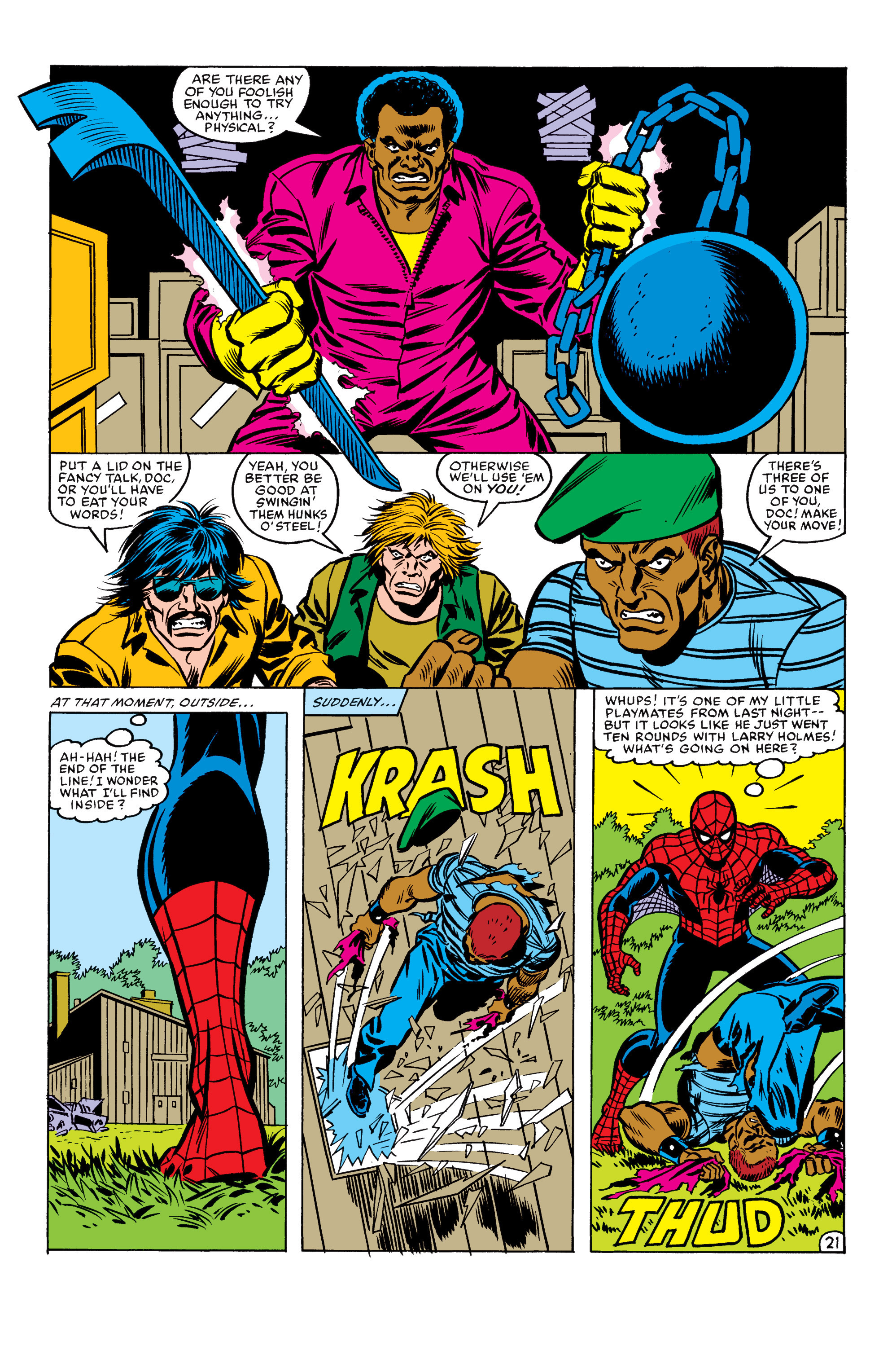 The Amazing Spider-Man (1963) 247 Page 21