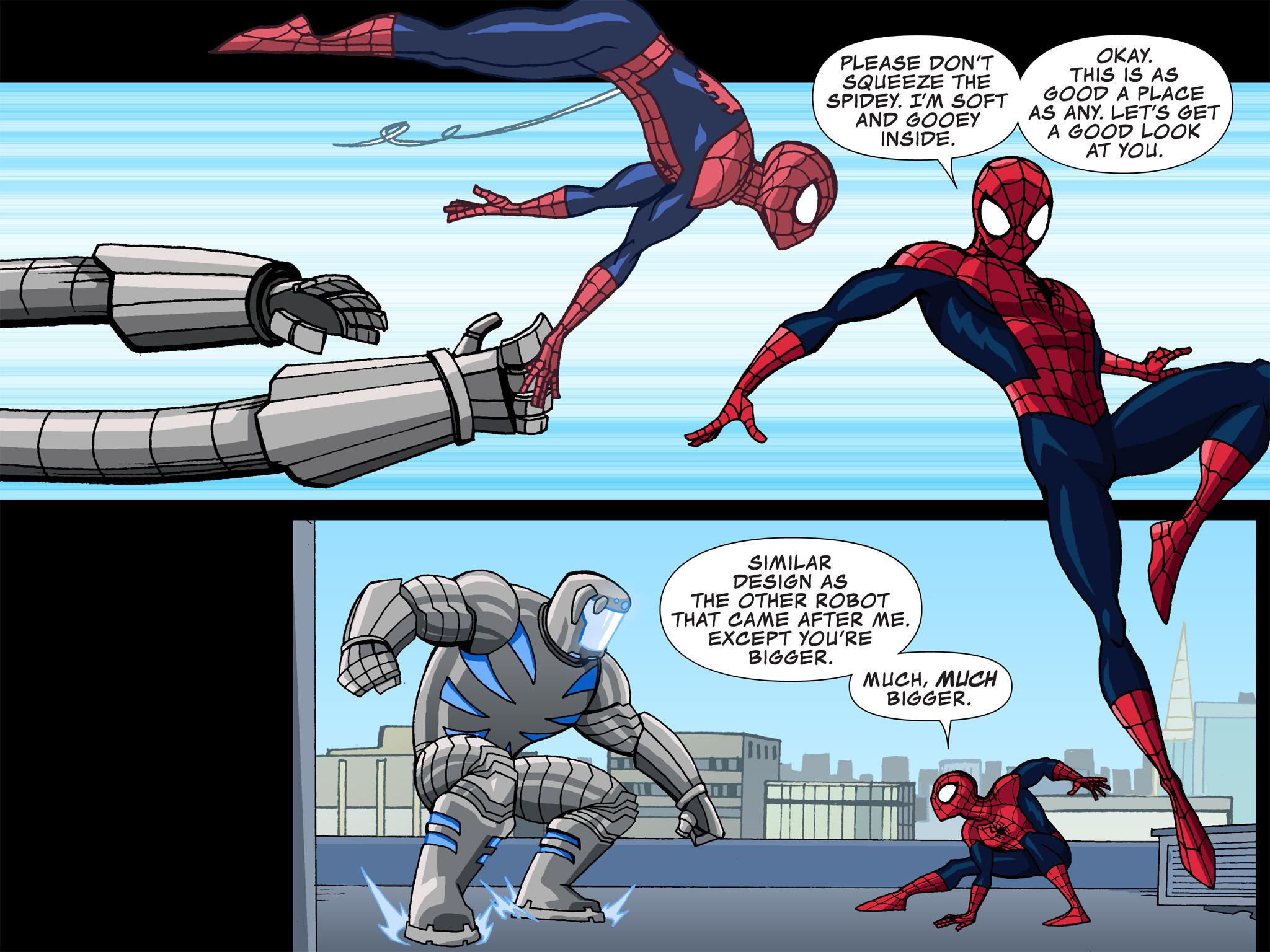 Read online Ultimate Spider-Man (Infinite Comics) (2015) comic -  Issue #3 - 6