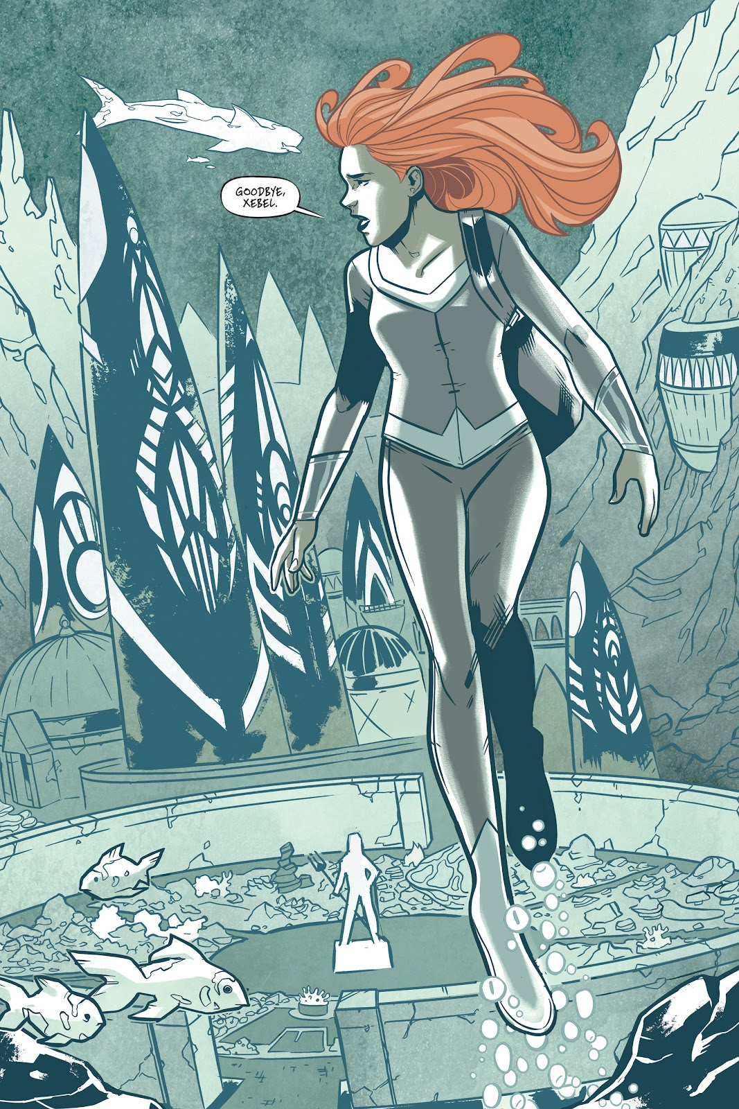 Read online Mera: Tidebreaker comic -  Issue # TPB (Part 1) - 63